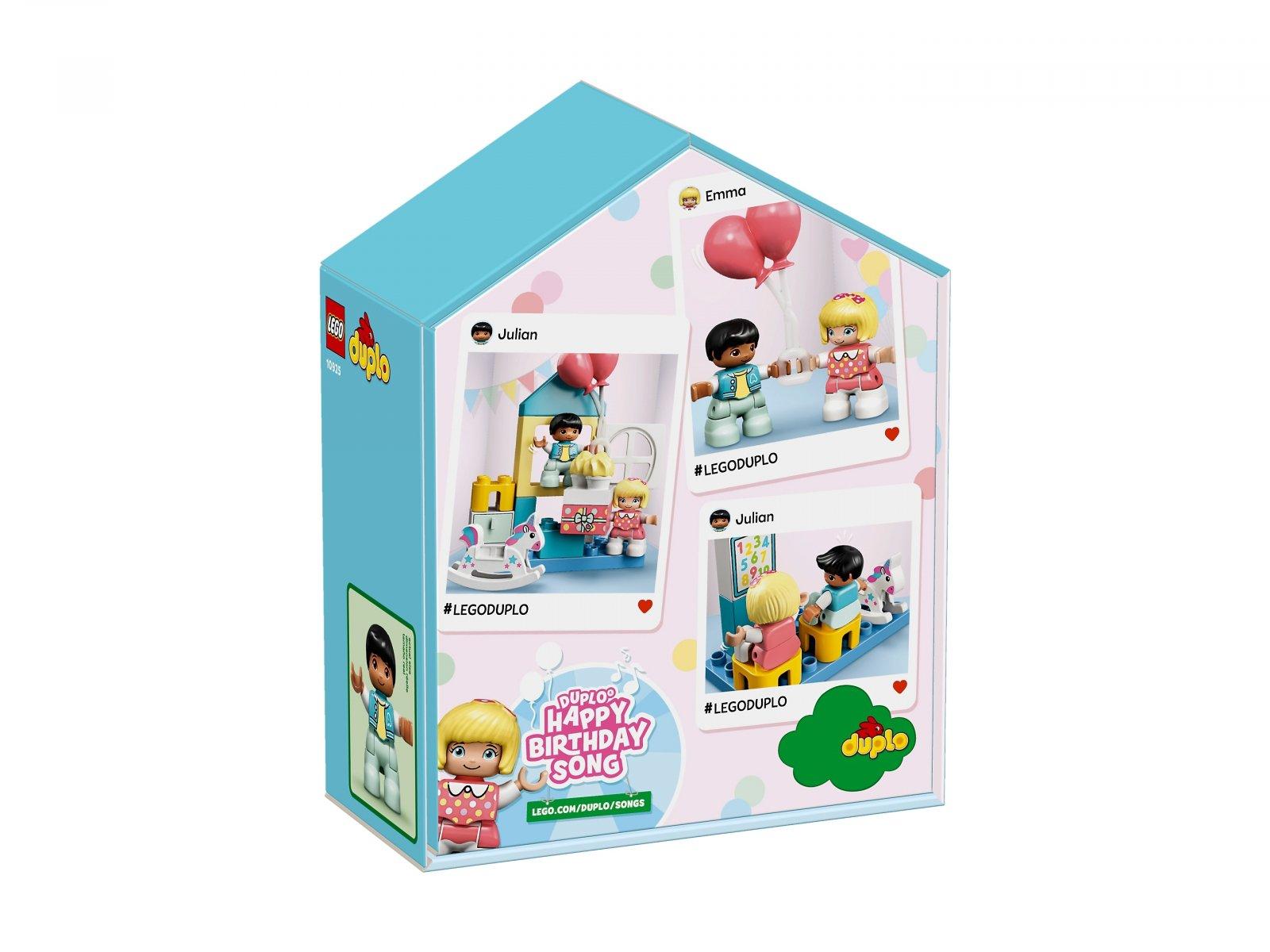 LEGO Duplo® 10925 Pokój zabaw