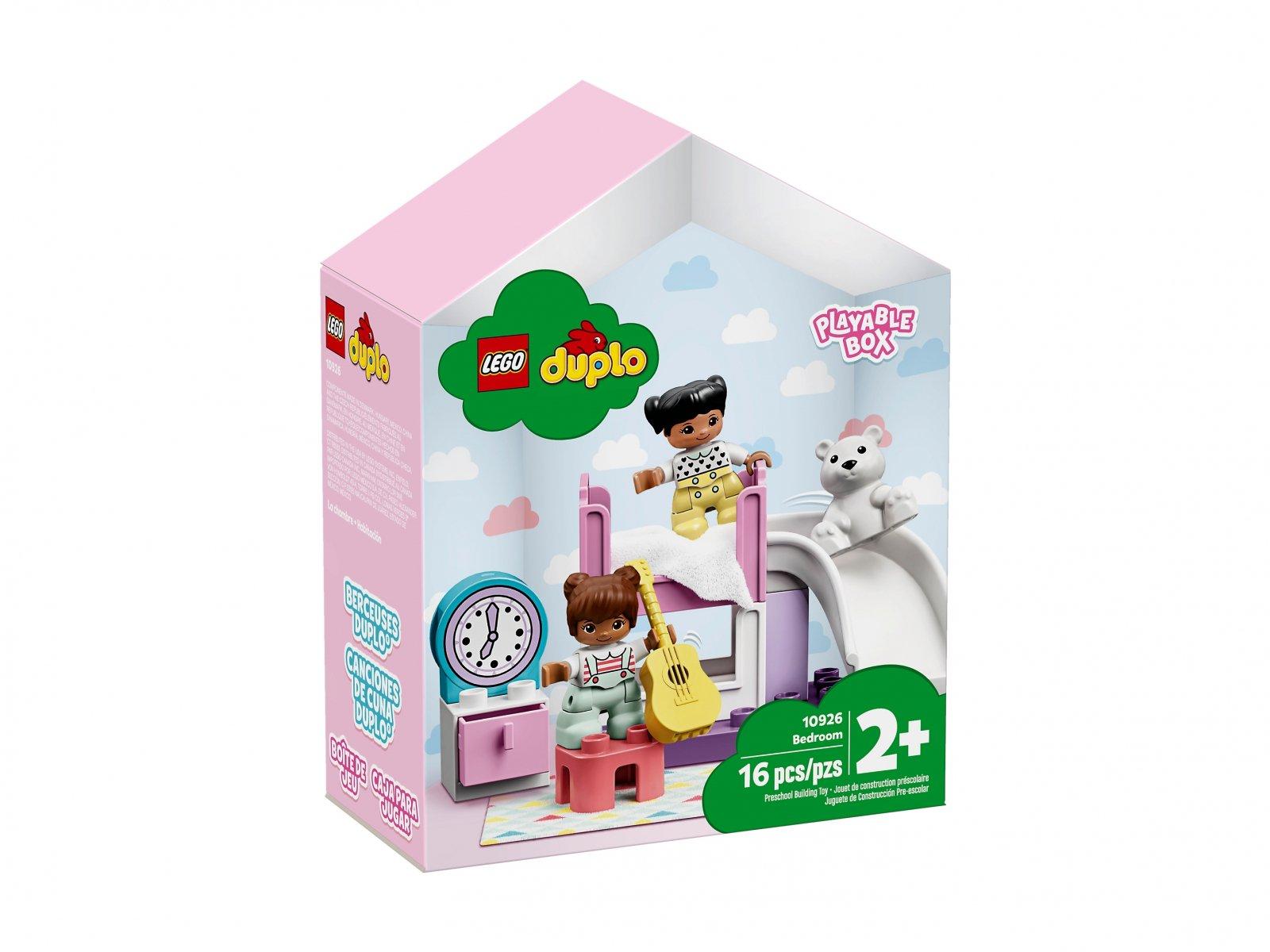 LEGO 10926 Duplo® Sypialnia