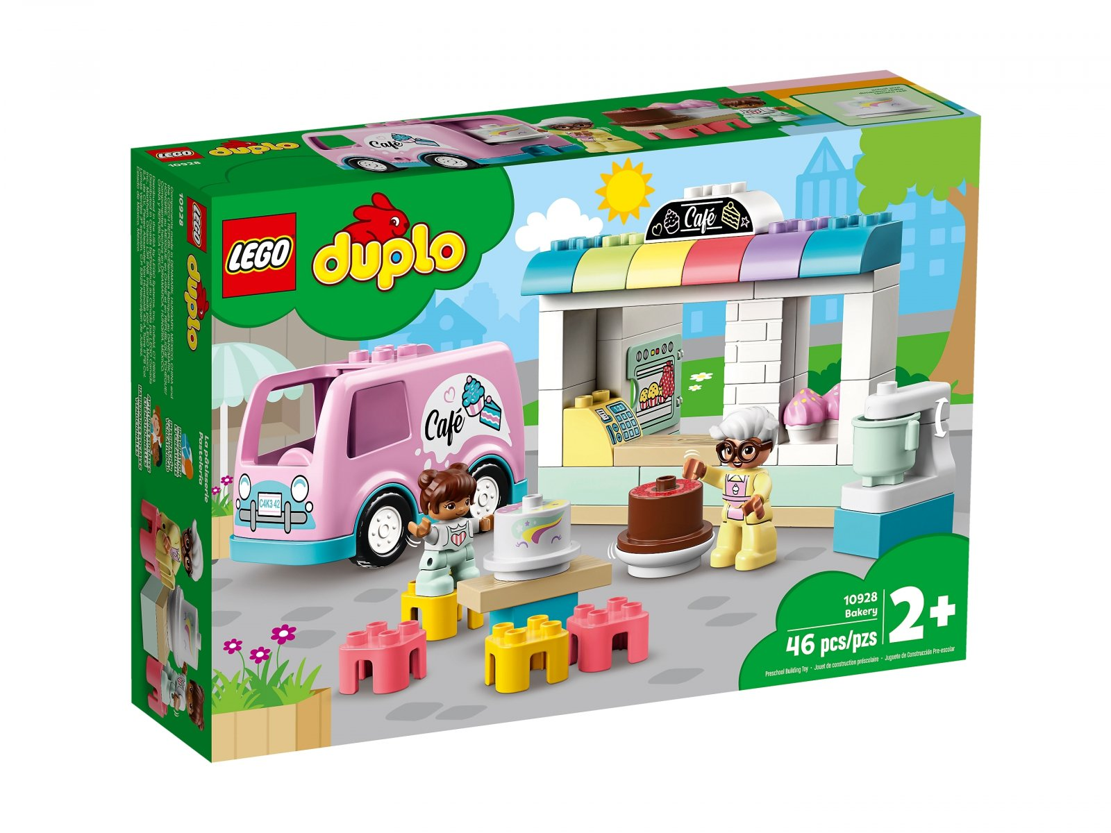 LEGO 10928 Piekarnia
