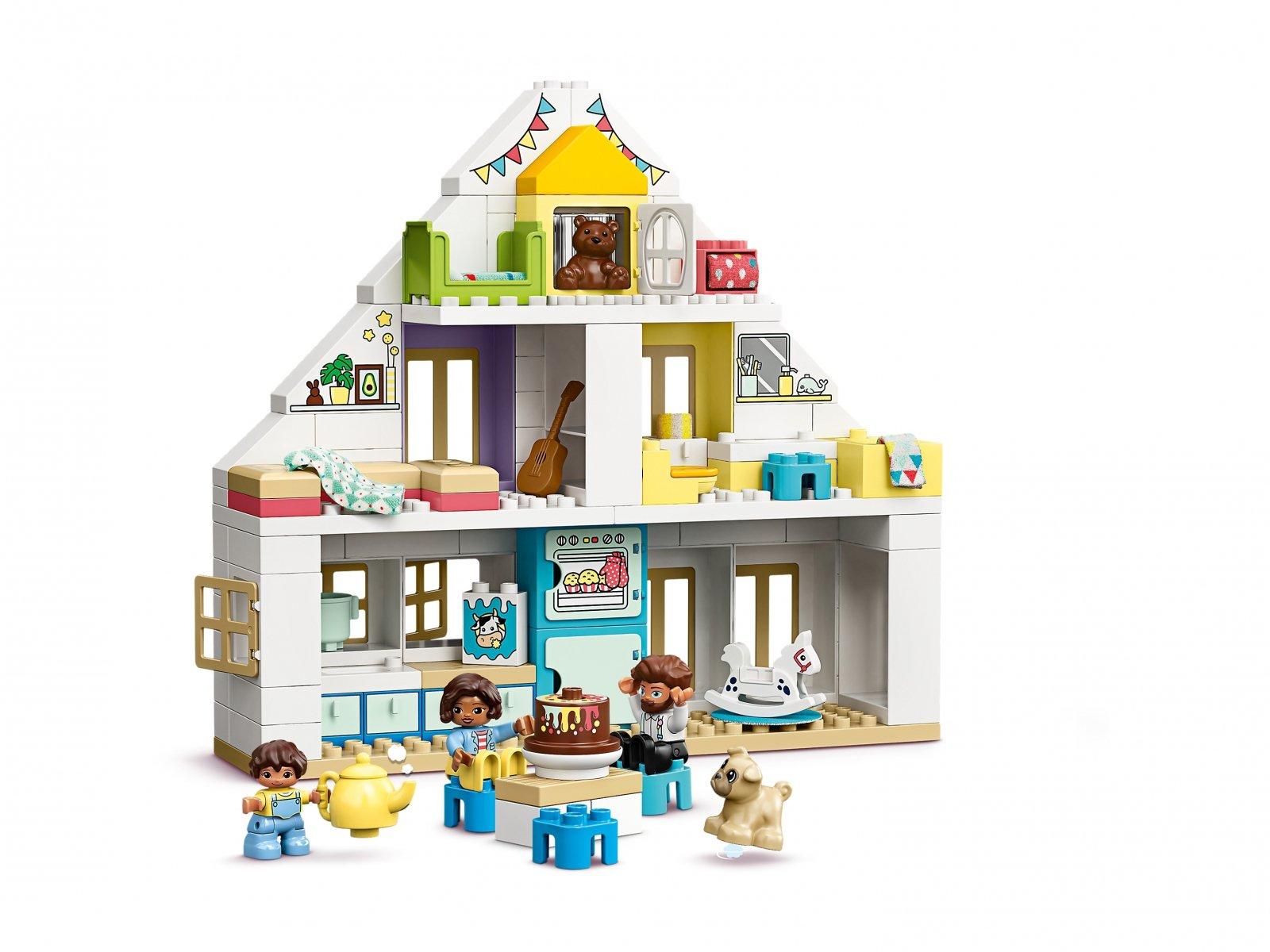 LEGO Duplo® 10929 Wielofunkcyjny domek