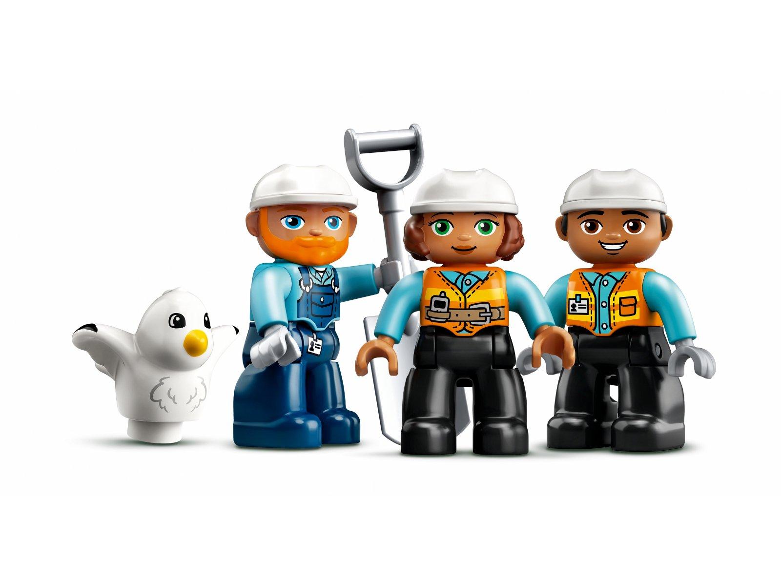 LEGO 10932 Duplo® Rozbiórka kulą wyburzeniową