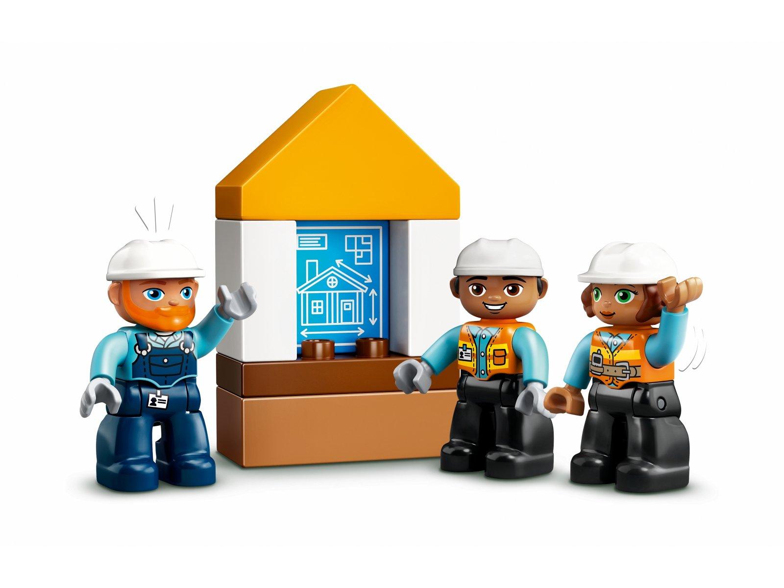 LEGO 10932 Rozbiórka kulą wyburzeniową