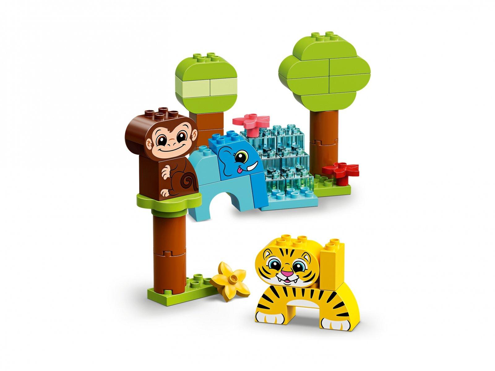LEGO 10934 Duplo Kreatywne zwierzątka