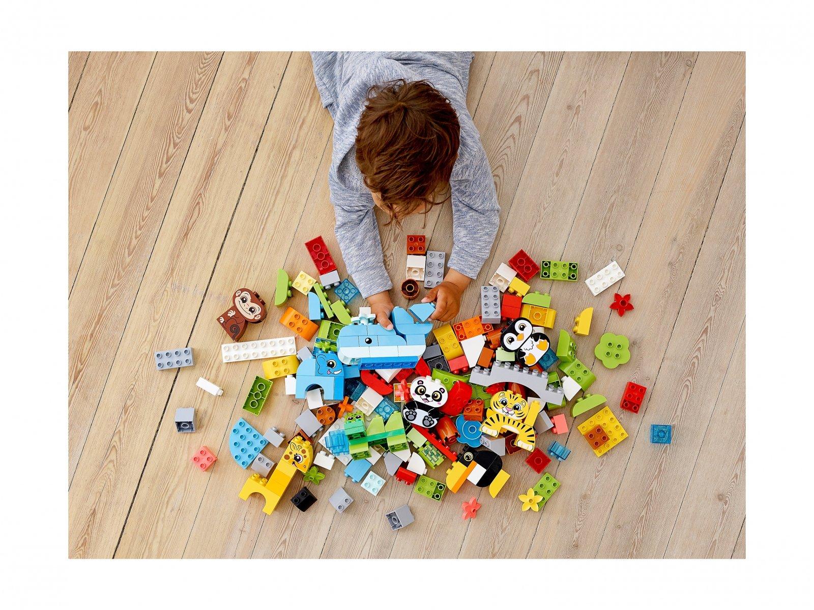 LEGO Duplo Kreatywne zwierzątka 10934