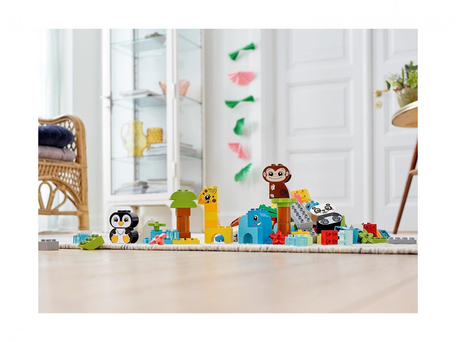 LEGO 10934 Kreatywne zwierzątka
