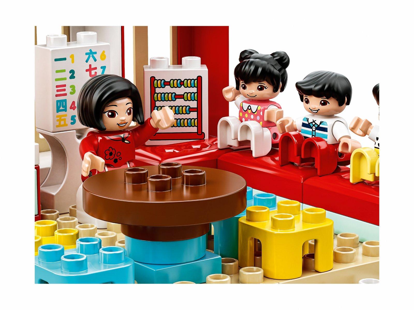 LEGO Duplo Szczęśliwe chwile z dzieciństwa 10943