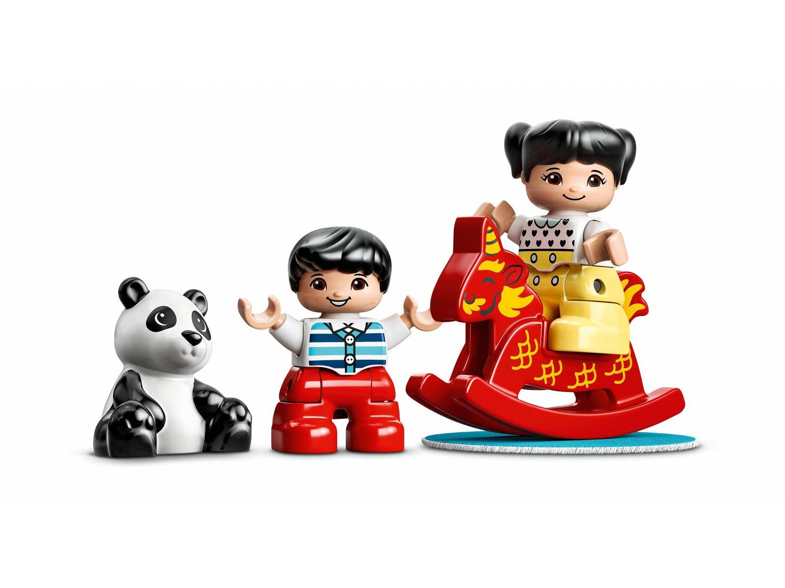 LEGO 10943 Duplo Szczęśliwe chwile z dzieciństwa