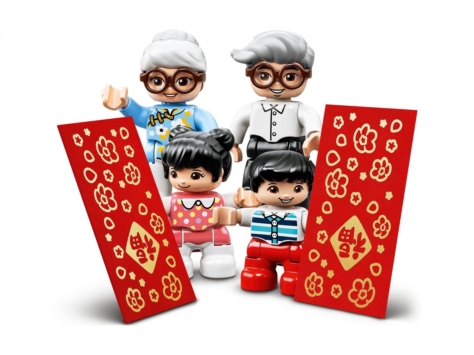 LEGO 10943 Szczęśliwe chwile z dzieciństwa