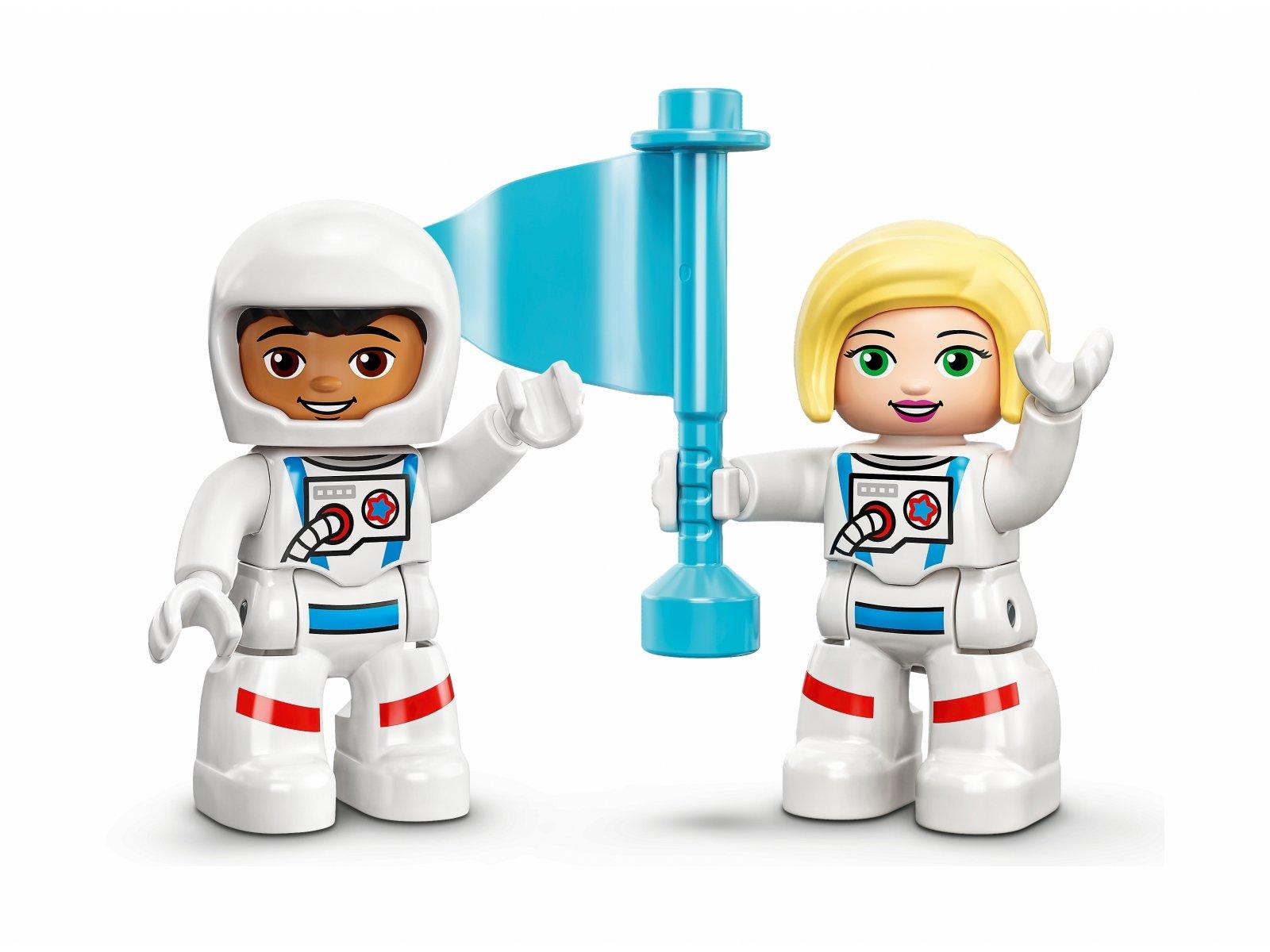 LEGO 10944 Duplo Lot promem kosmicznym