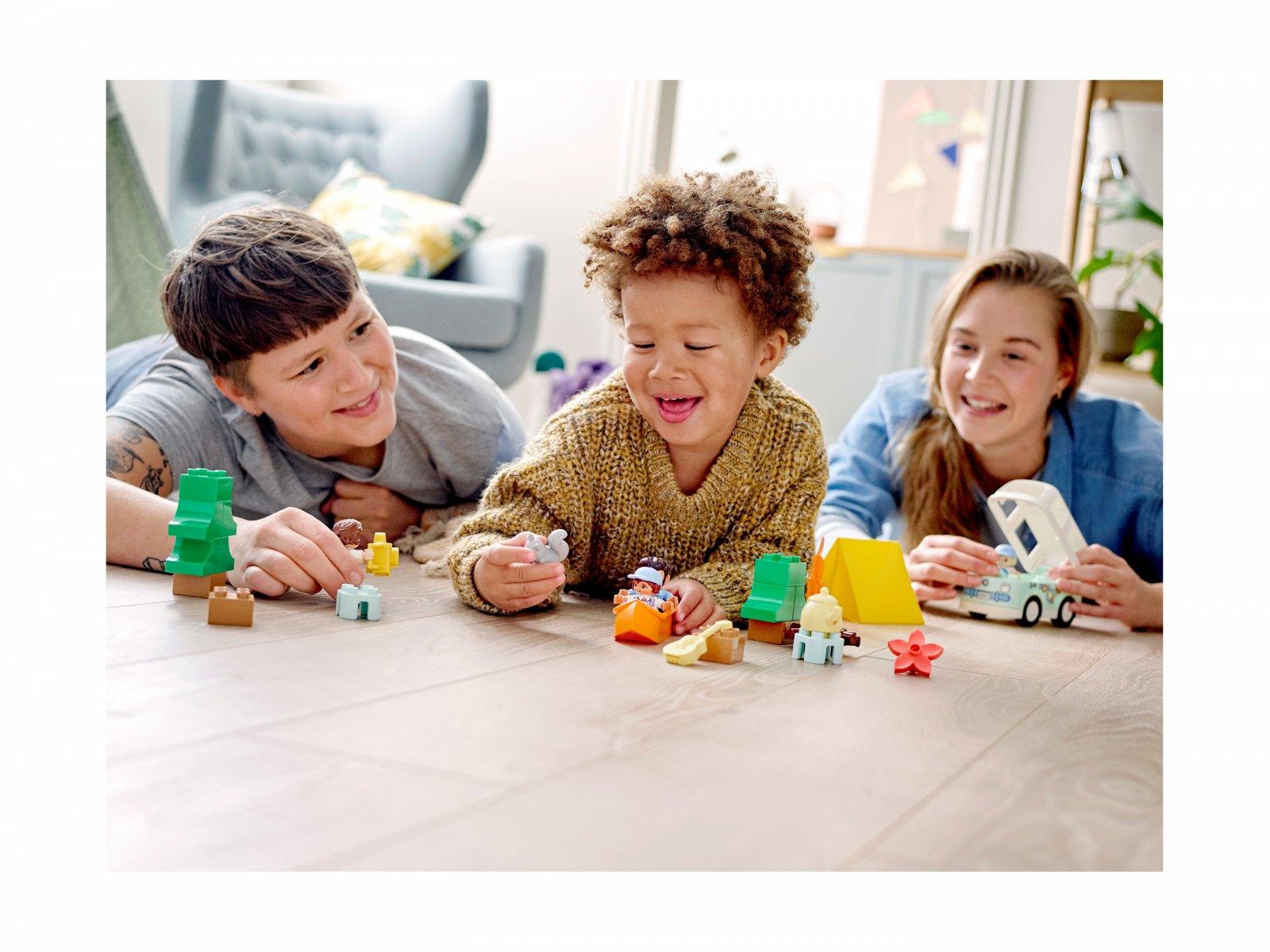 LEGO Duplo 10946 Rodzinne biwakowanie