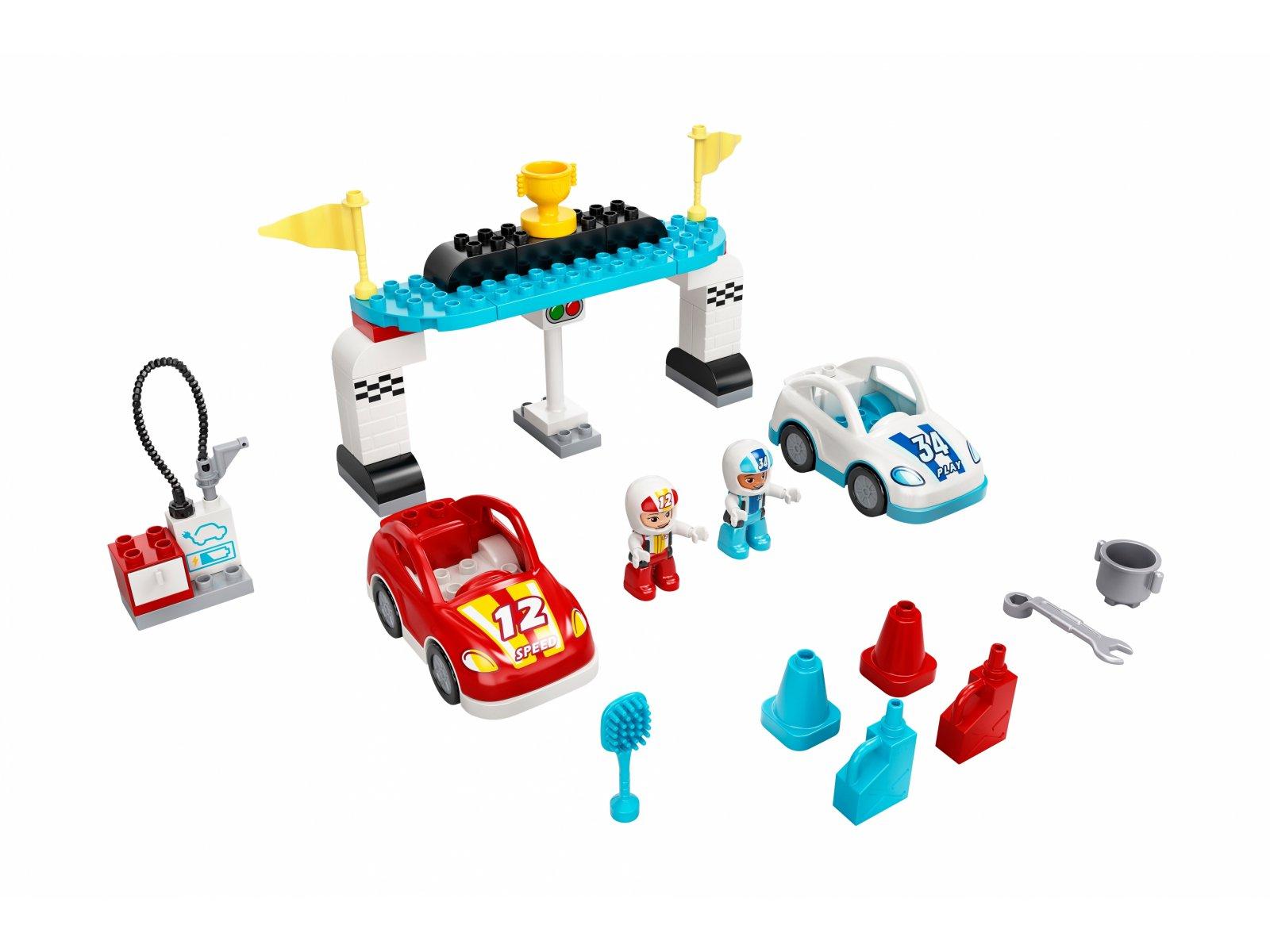 LEGO 10947 Duplo Samochody wyścigowe