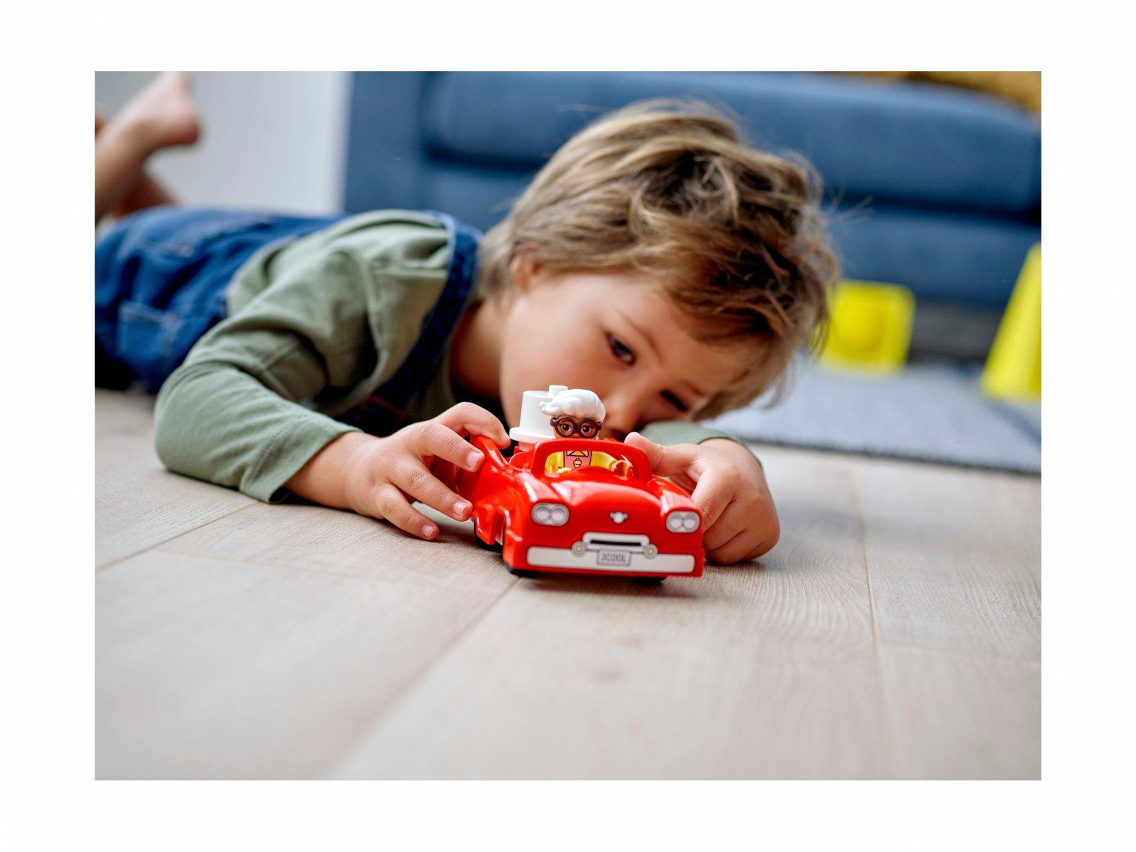 LEGO Duplo 10948 Parking piętrowy i myjnia samochodowa