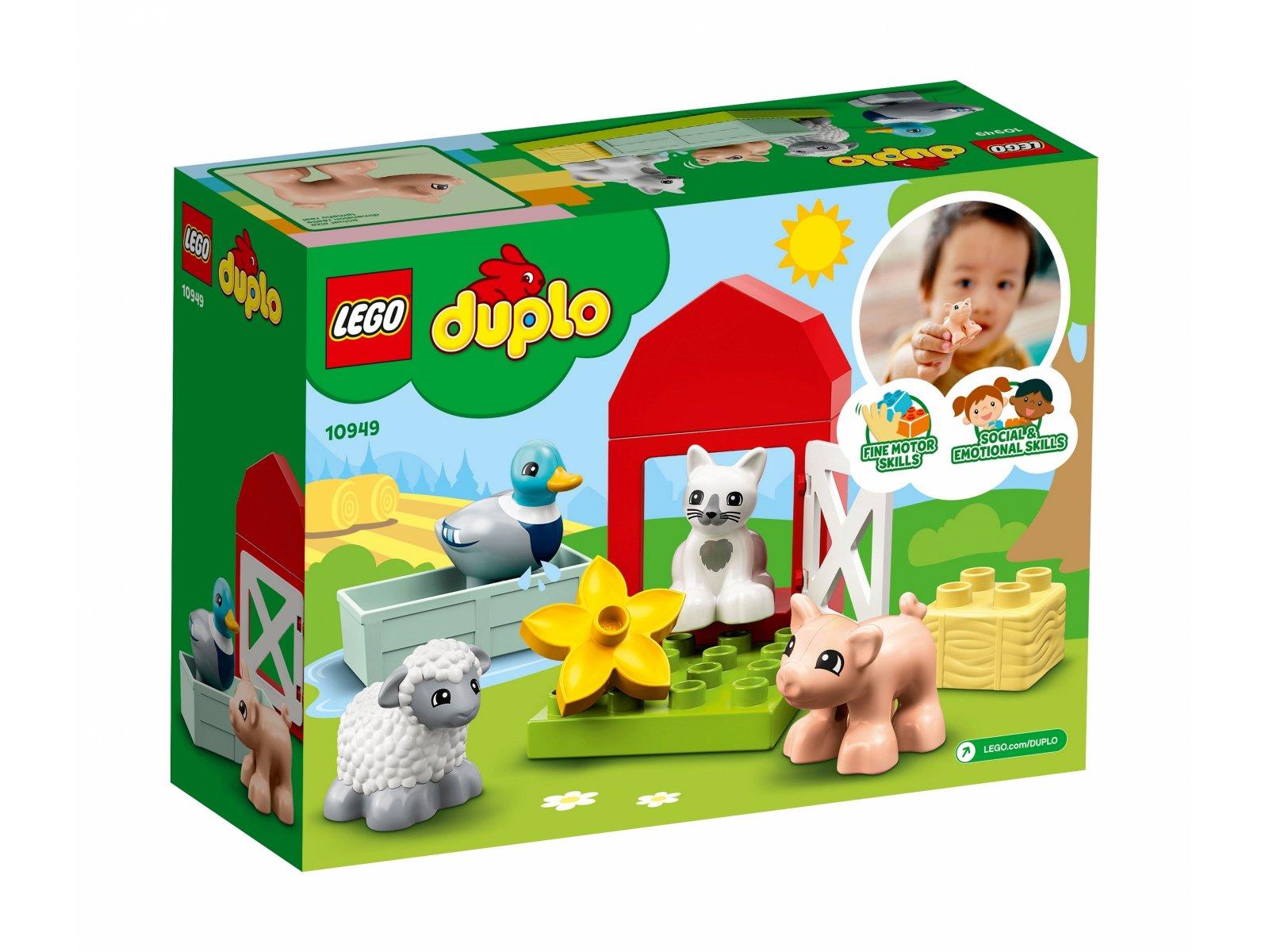 LEGO 10949 Zwierzęta gospodarskie