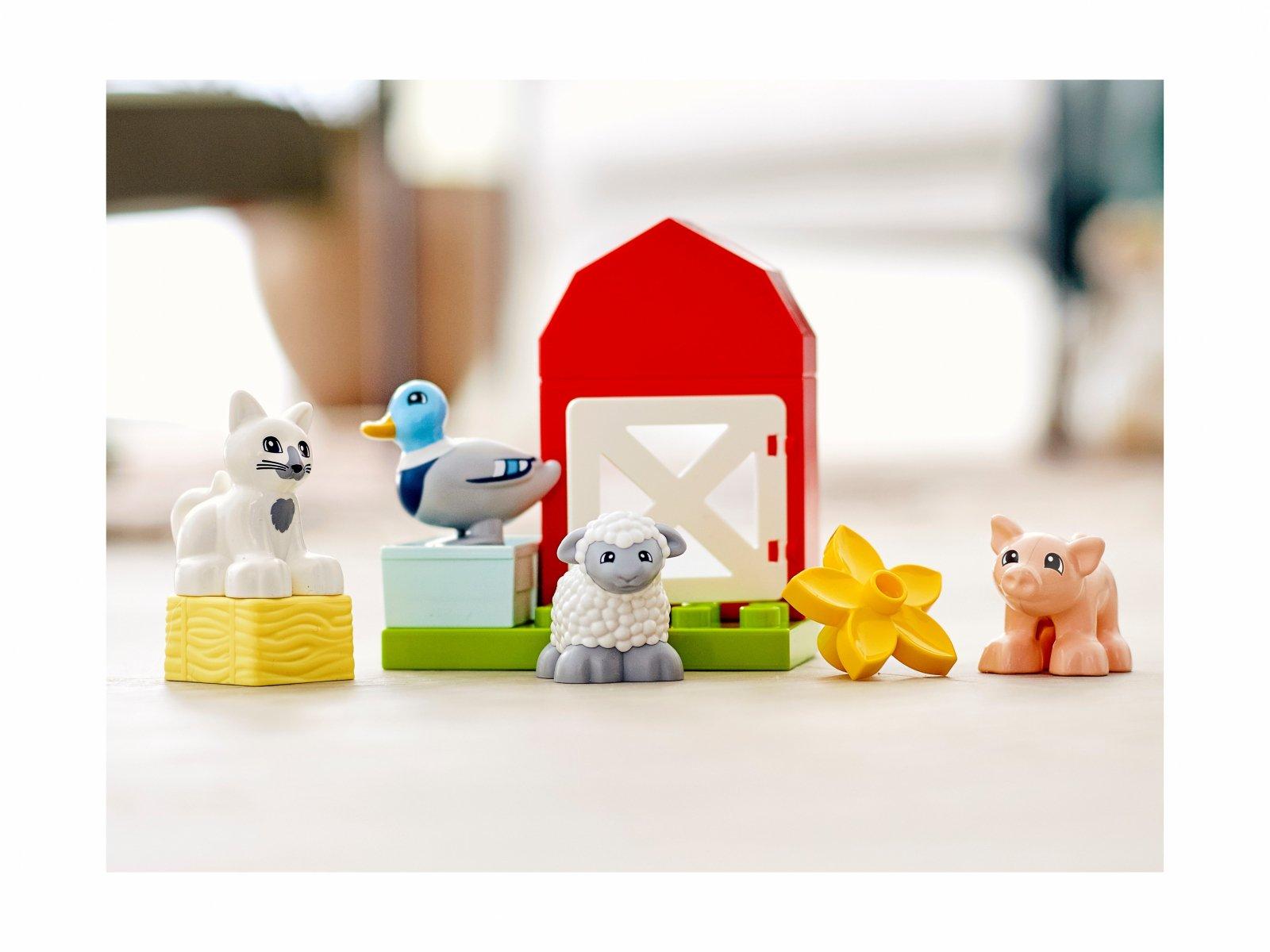 LEGO 10949 Duplo Zwierzęta gospodarskie