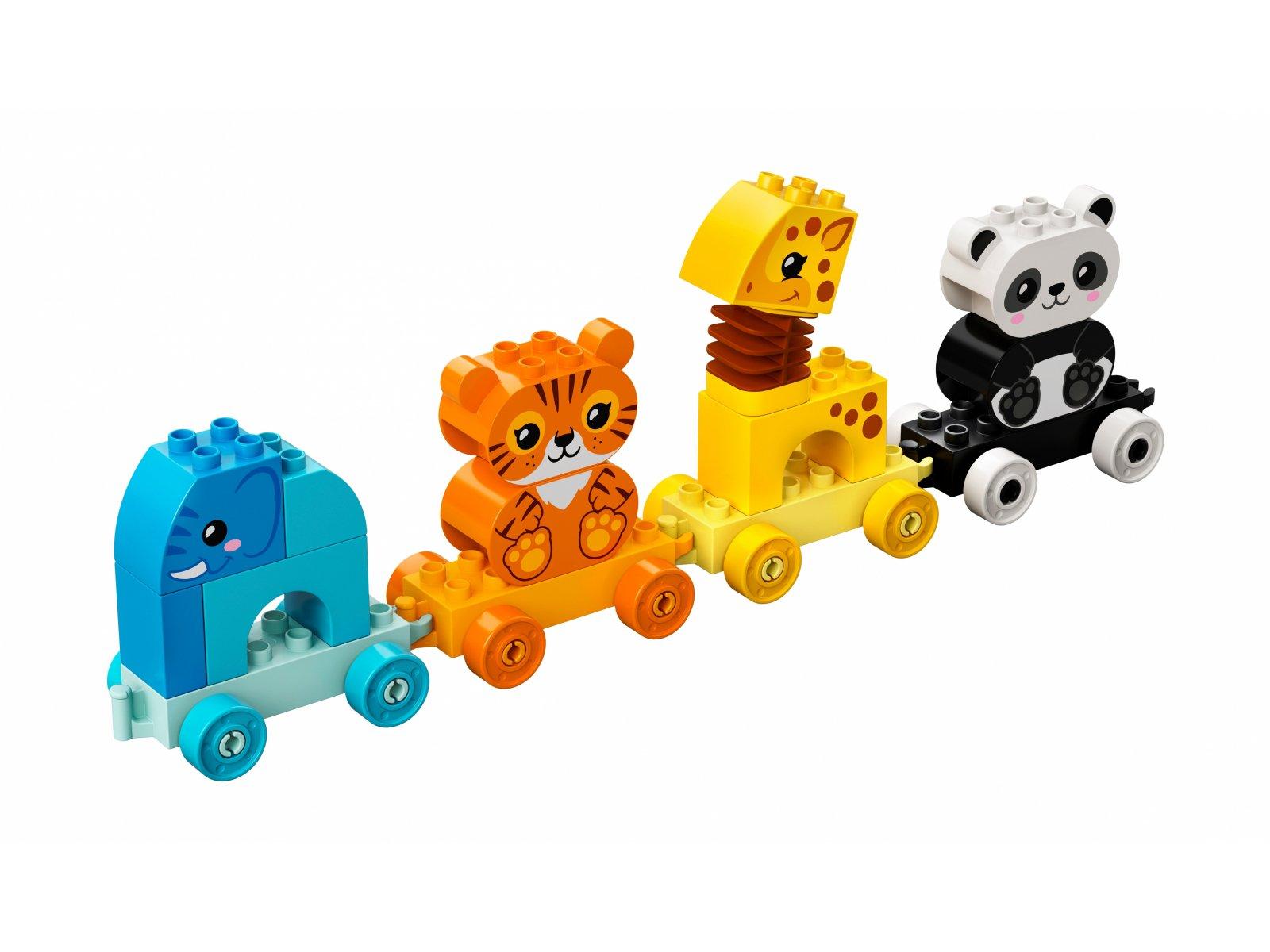 LEGO 10955 Duplo Pociąg ze zwierzątkami