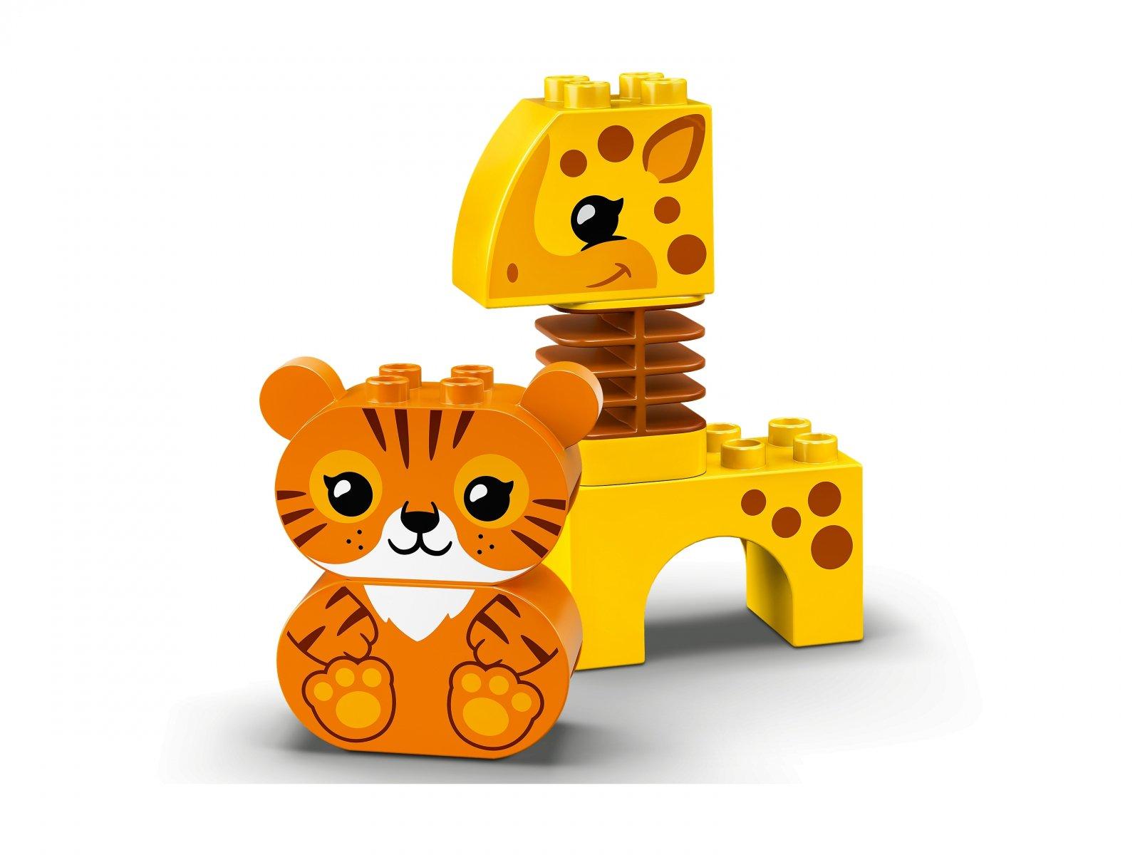 LEGO 10955 Pociąg ze zwierzątkami