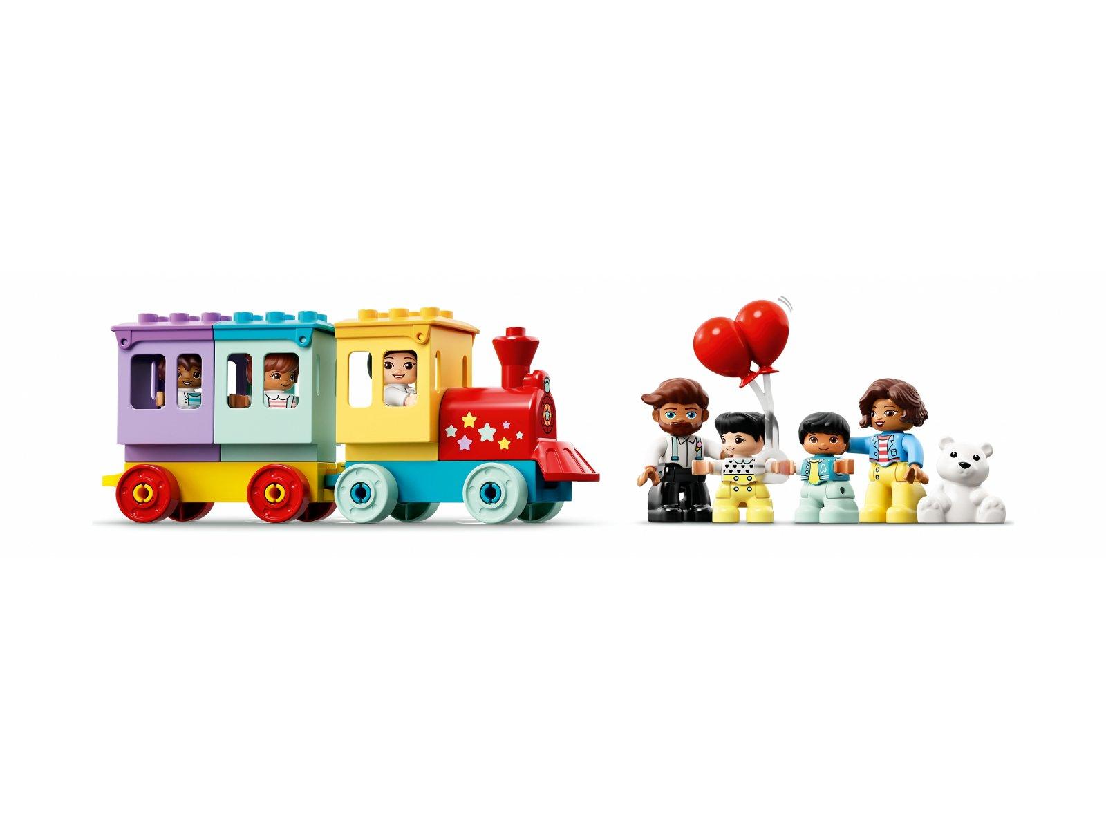 LEGO Duplo Park rozrywki 10956