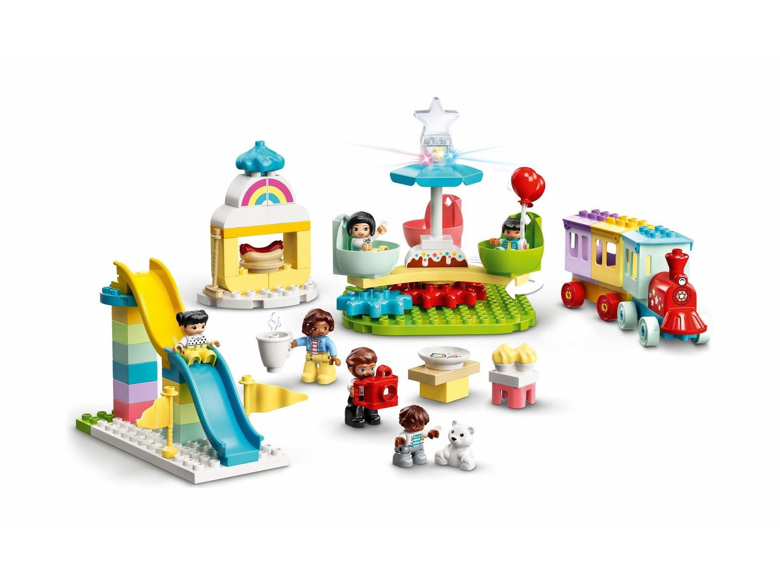 LEGO 10956 Duplo Park rozrywki