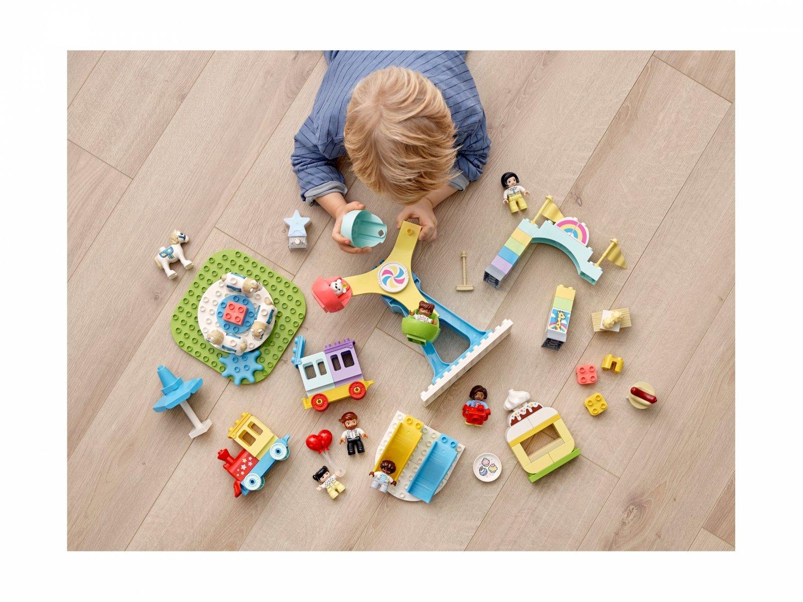 LEGO 10956 Park rozrywki