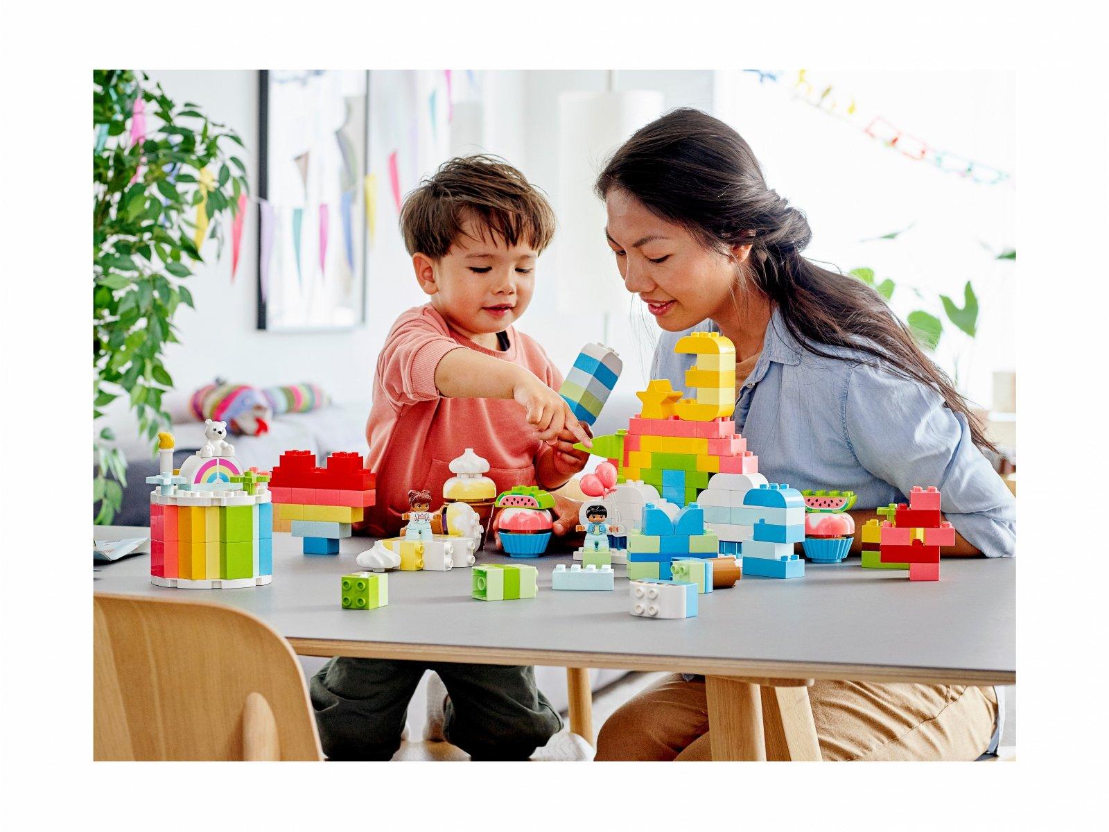 LEGO 10958 Duplo Kreatywne przyjęcie urodzinowe