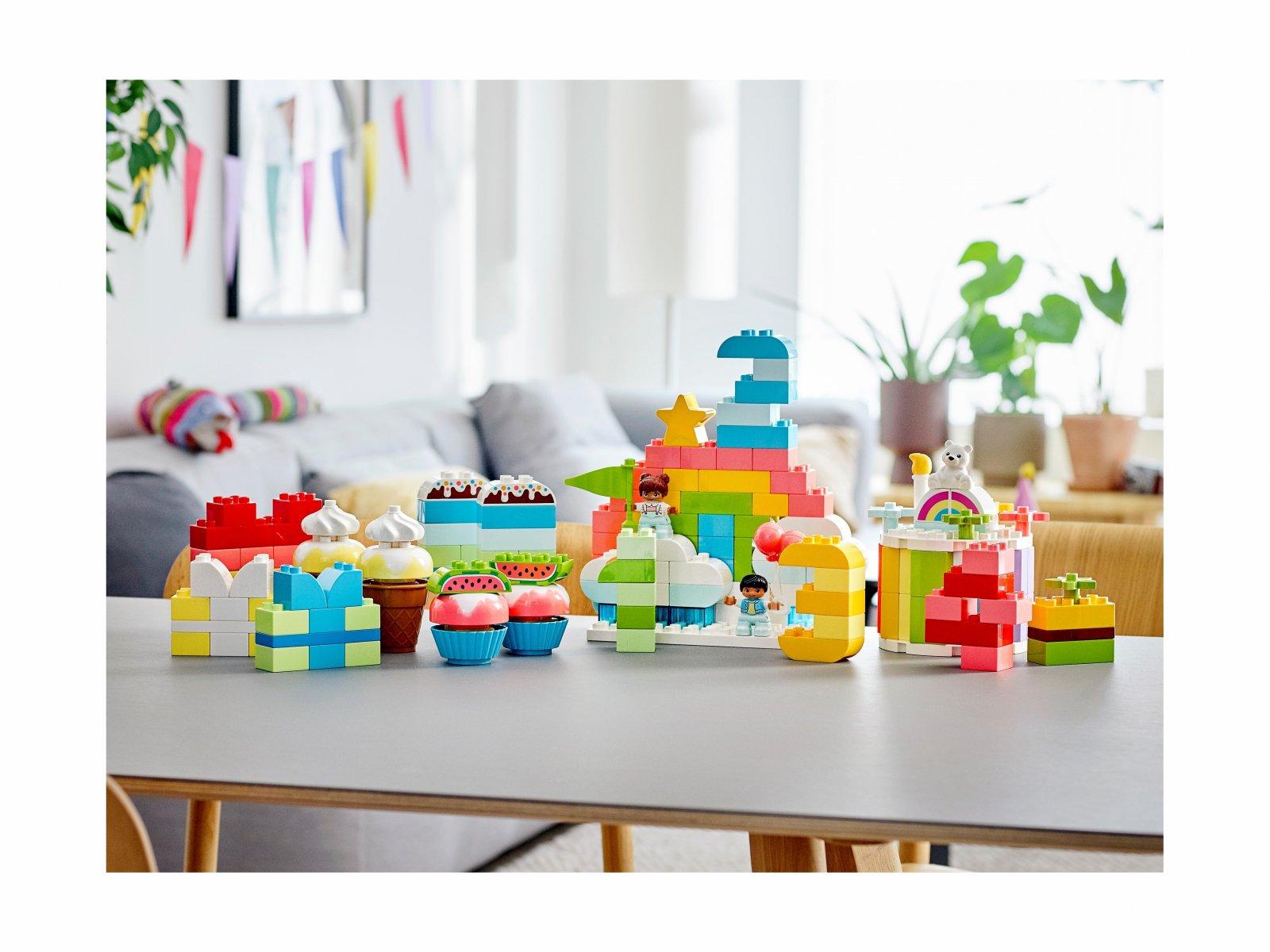 LEGO Duplo Kreatywne przyjęcie urodzinowe 10958