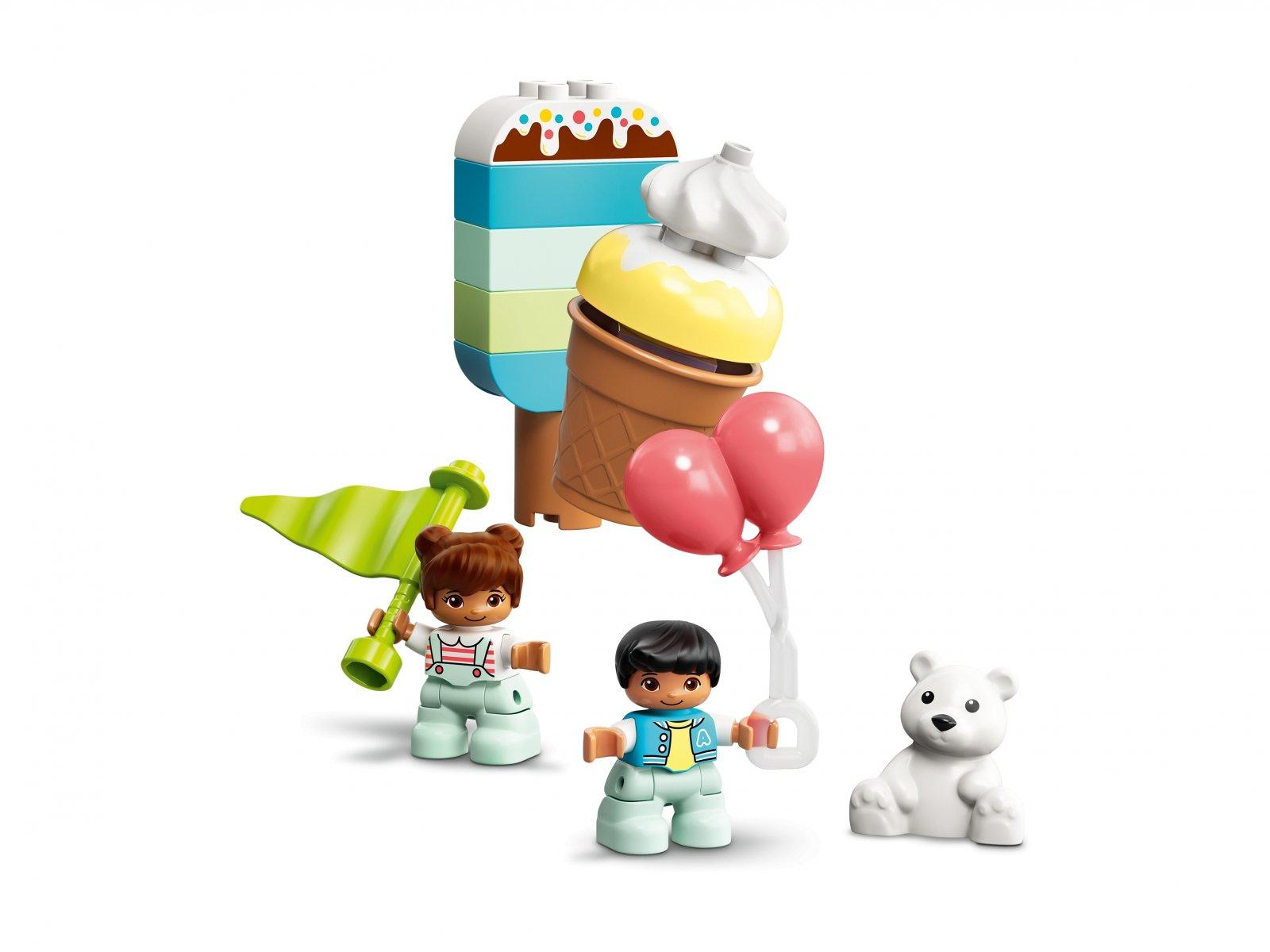 LEGO 10958 Kreatywne przyjęcie urodzinowe