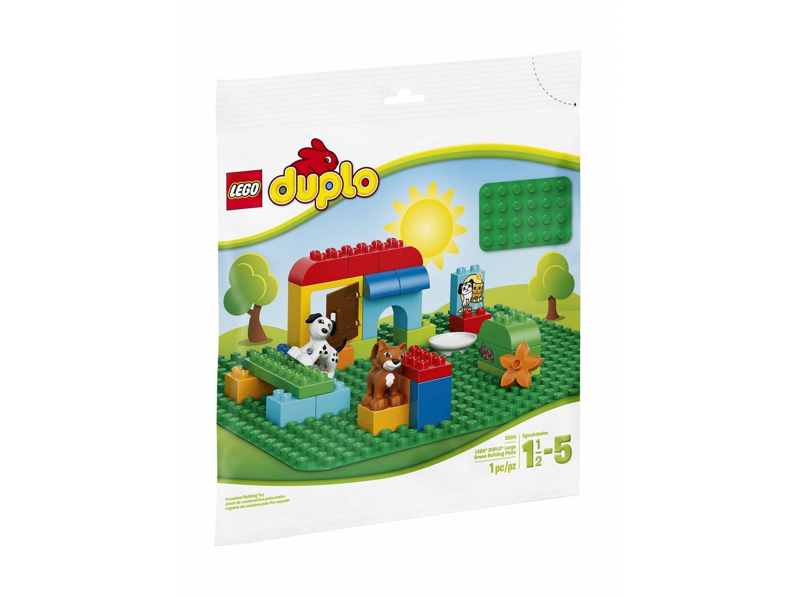LEGO 2304 Duplo® Płytka budowlana