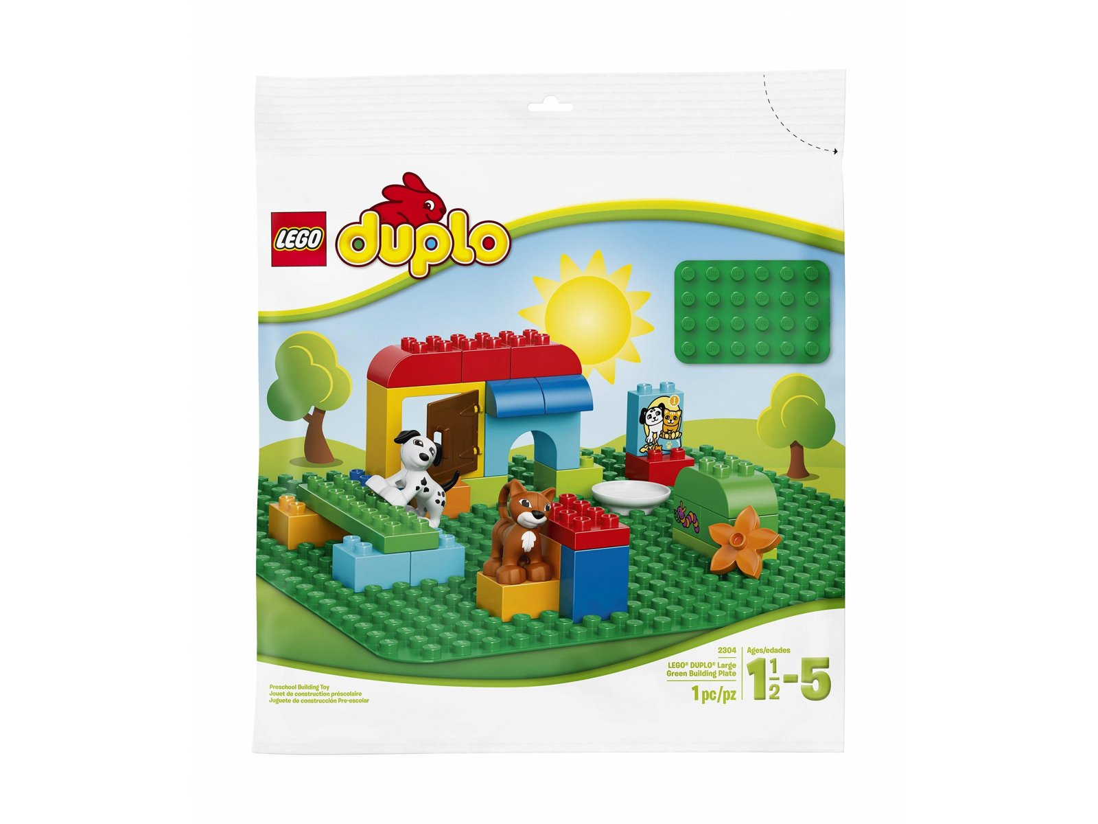 LEGO 2304 Płytka budowlana