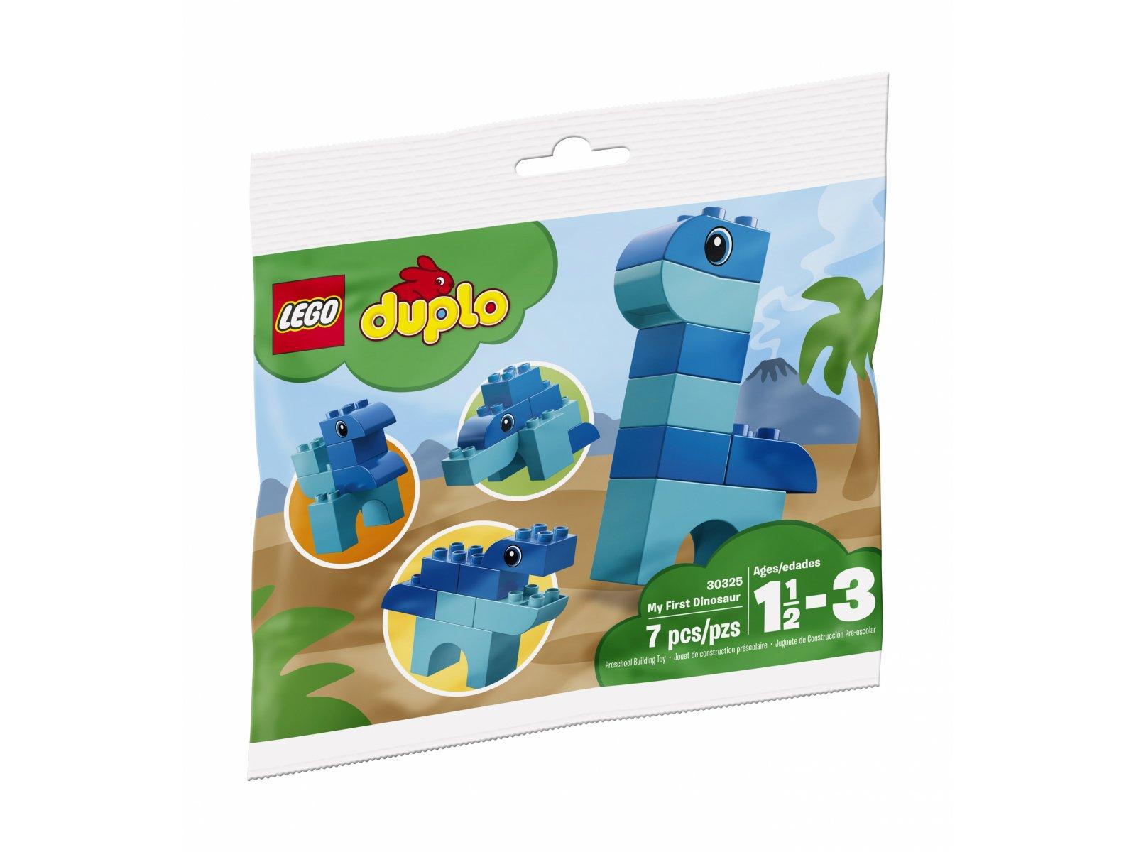 Lego 30325 Duplo Mój Pierwszy Dinozaur Zklockówpl