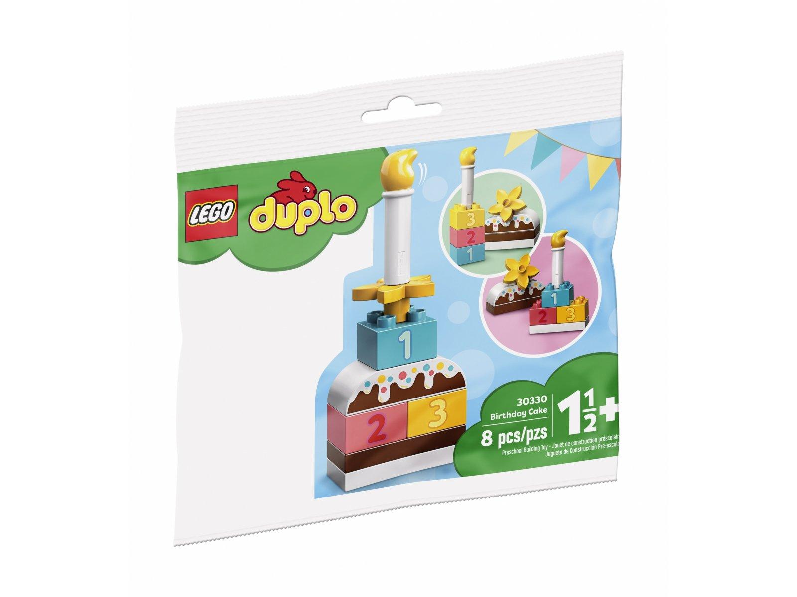 LEGO 30330 Tort urodzinowy