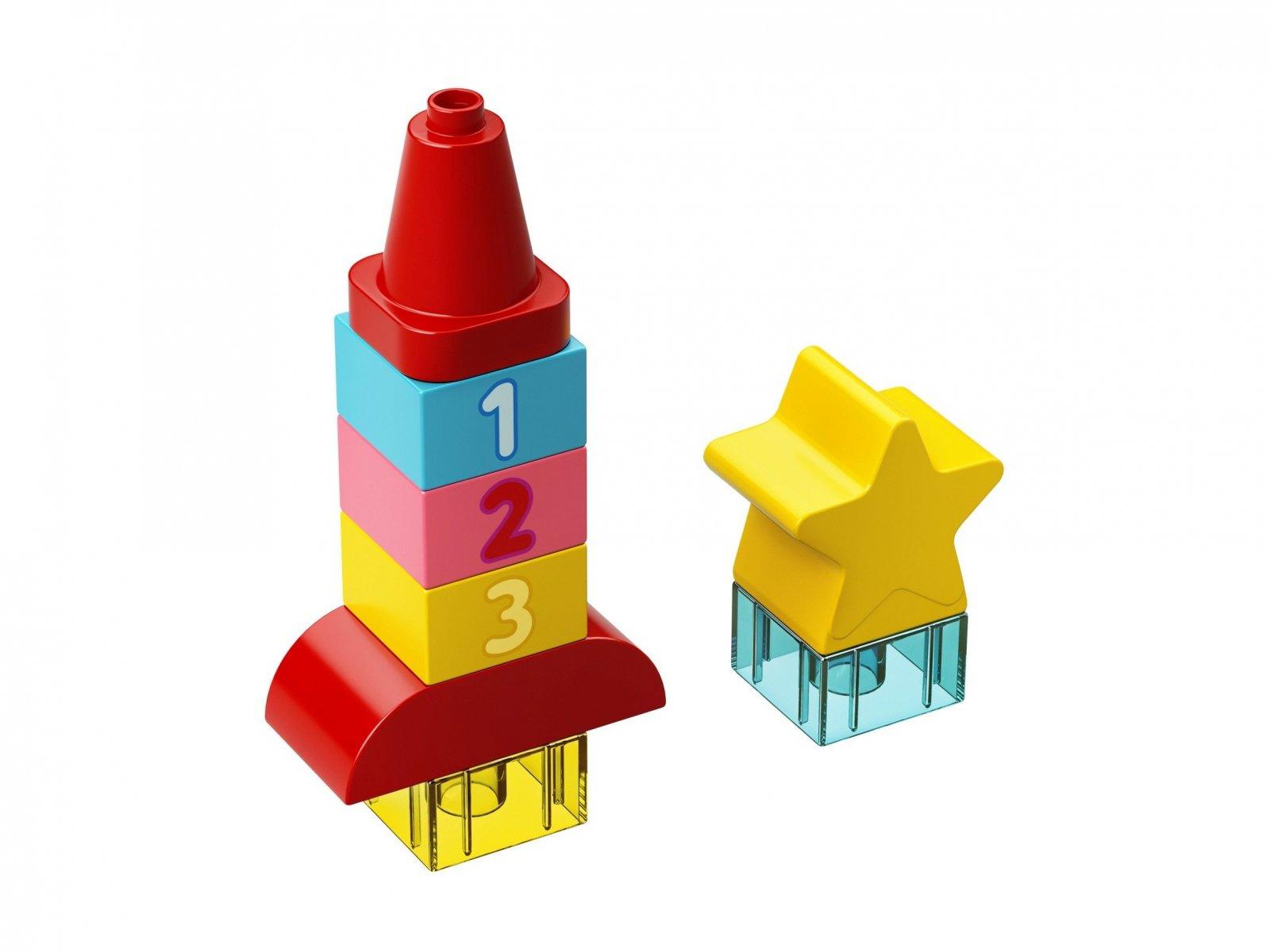LEGO 30332 Moja pierwsza rakieta kosmiczna