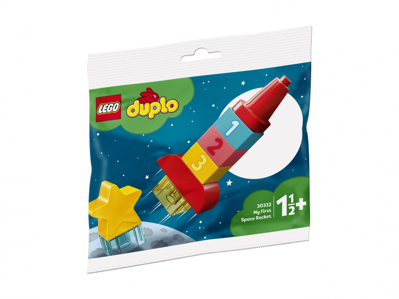 LEGO 30332 Duplo Moja pierwsza rakieta kosmiczna