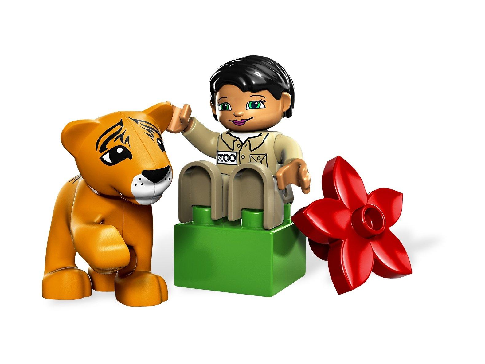 Lego 5632 Duplo Opiekun Zwierząt Zklockówpl