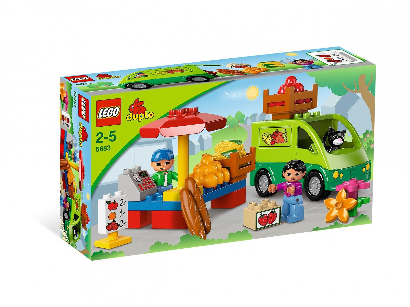 Lego 5683 Duplo Warzywniak Porównaj Ceny Zklockówpl