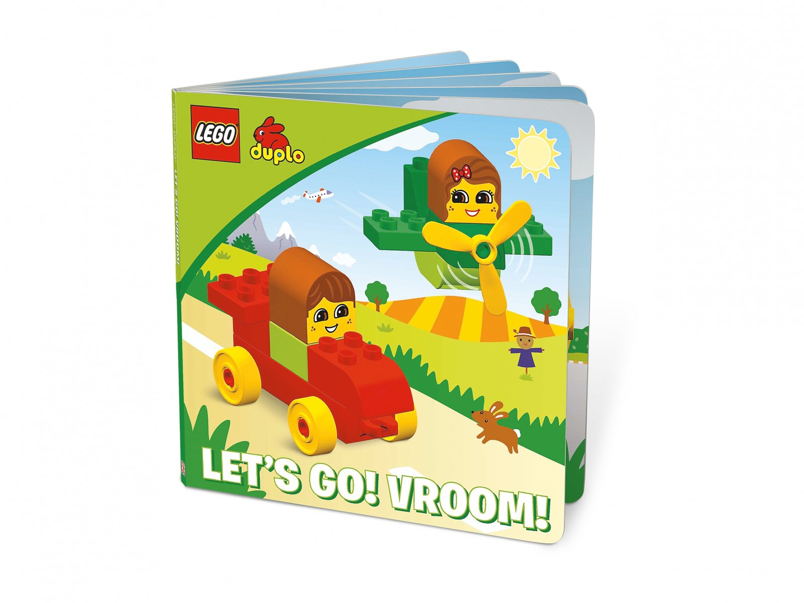 LEGO 6760 Let's Go! Vroom!