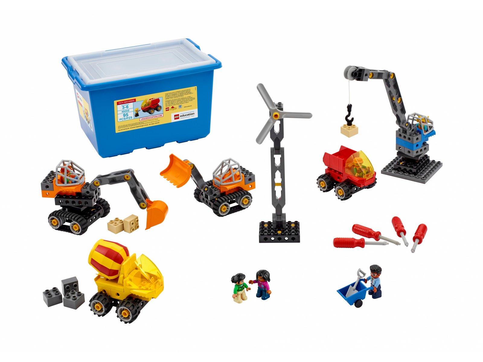 LEGO Education 45002 Zaawansowane maszyny