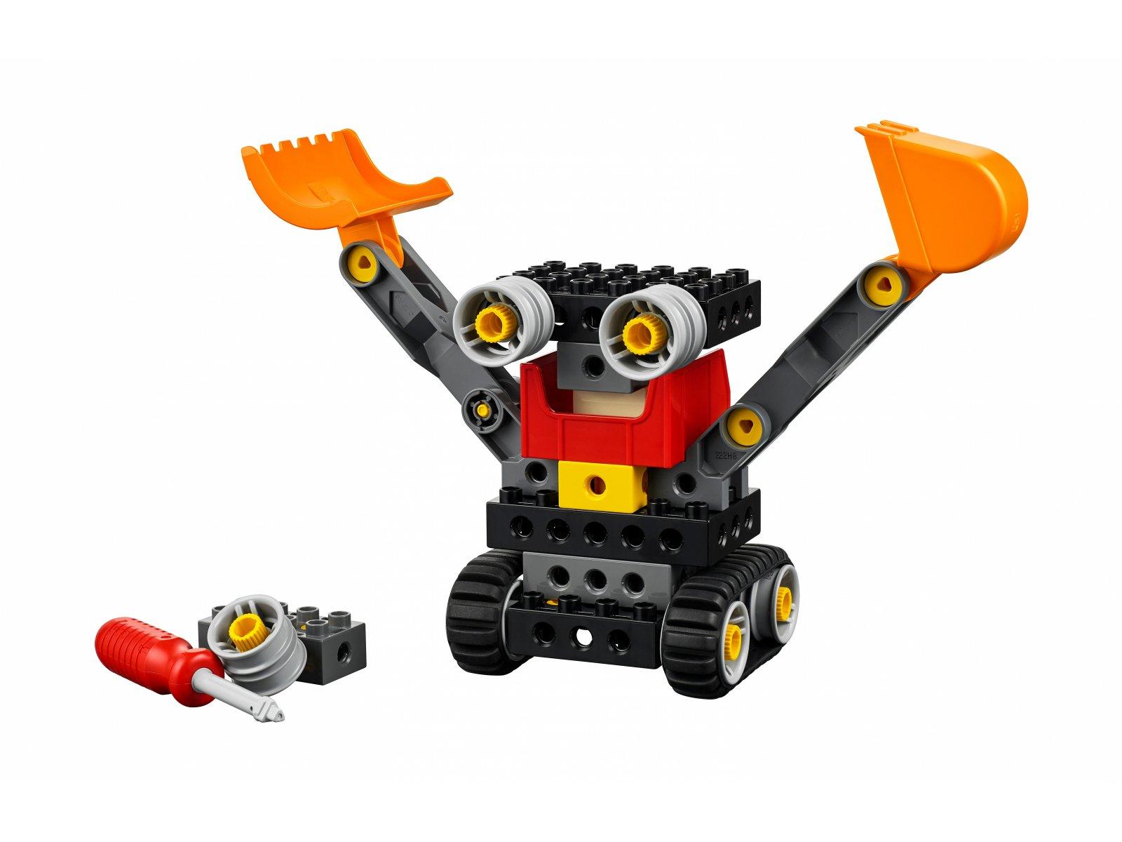 LEGO 45002 Education Zaawansowane maszyny