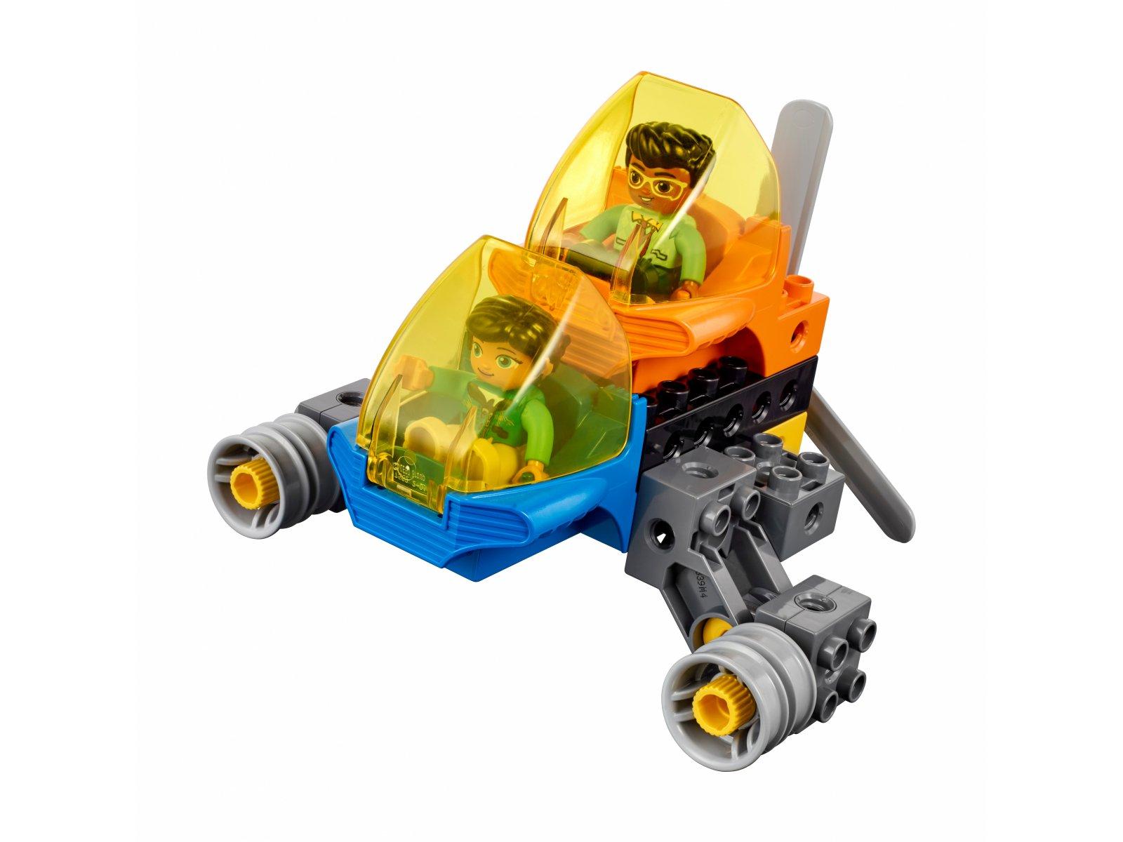 LEGO 45002 Zaawansowane maszyny