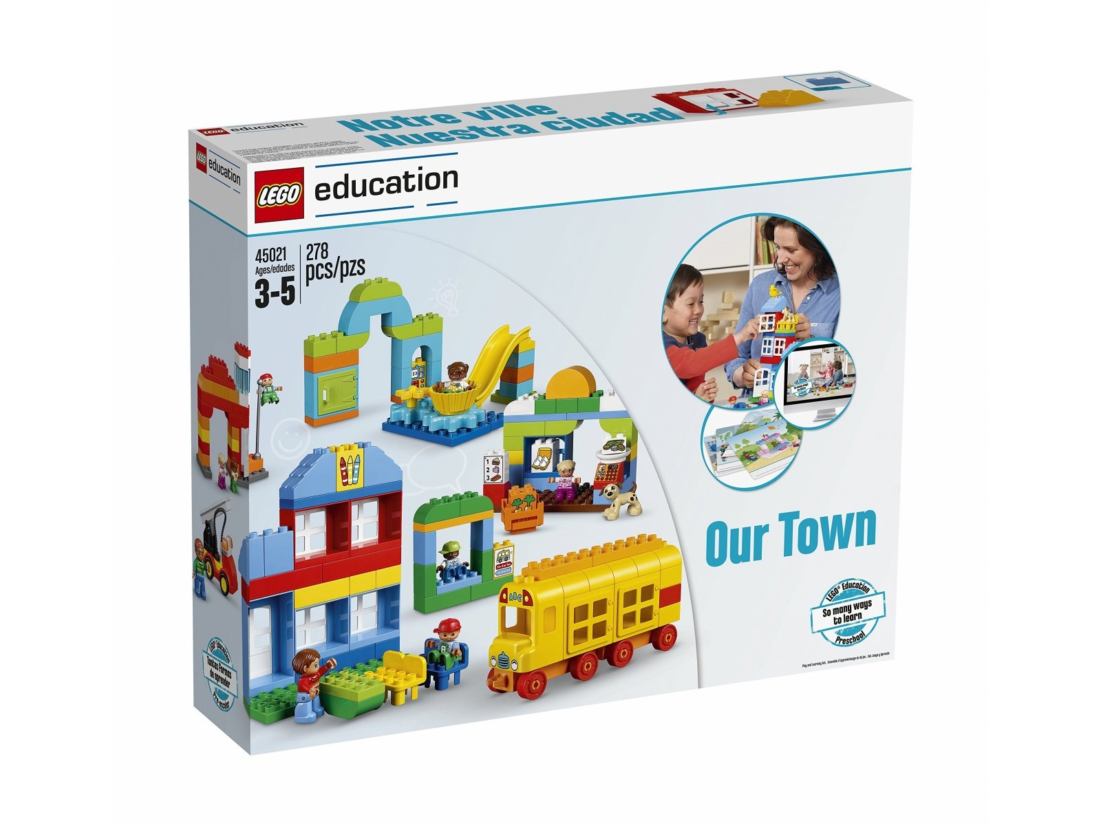 LEGO Education Our Town 45021