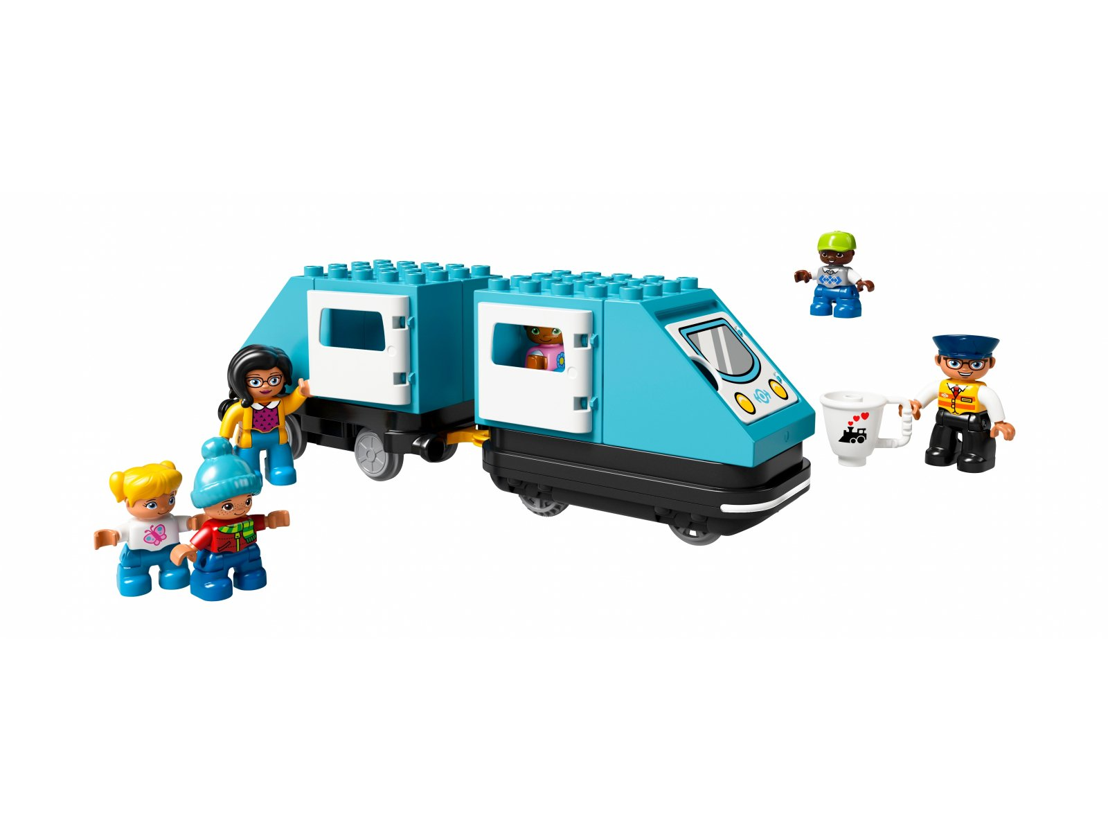 LEGO Education Pociąg do programowania 45025