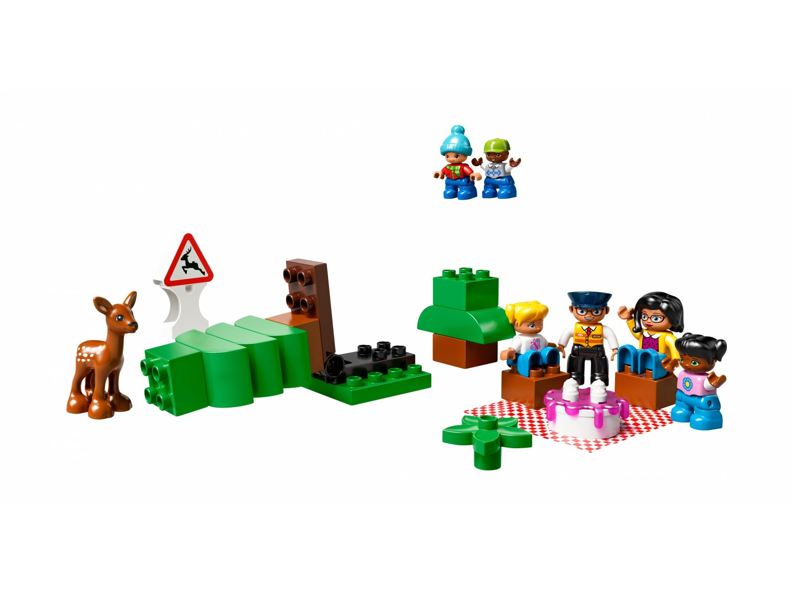 LEGO 45025 Education Pociąg do programowania