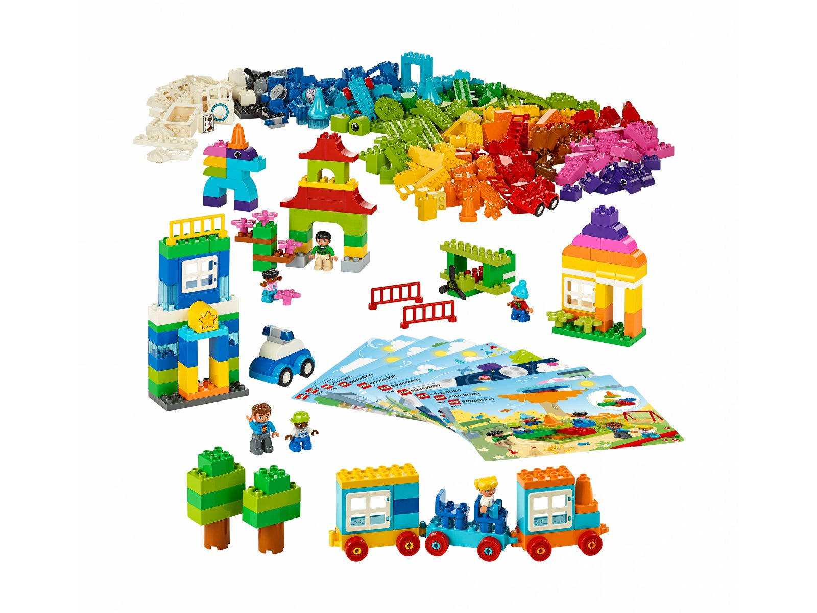 LEGO Education Mój świat XL 45028