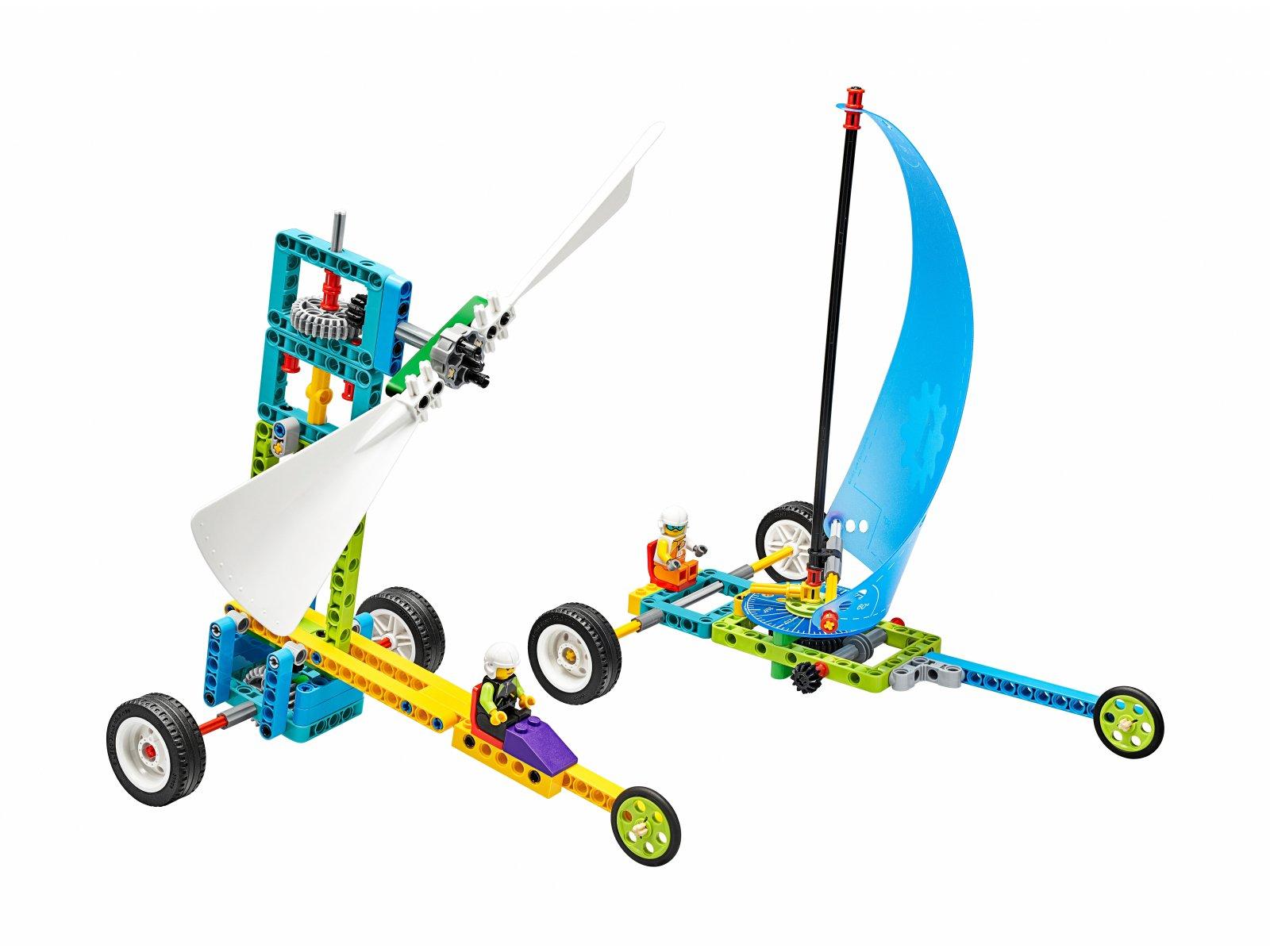 LEGO 45400 BricQ Motion Prime