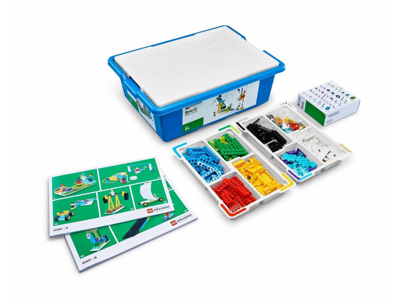 LEGO Education 45401 BricQ Motion Essential