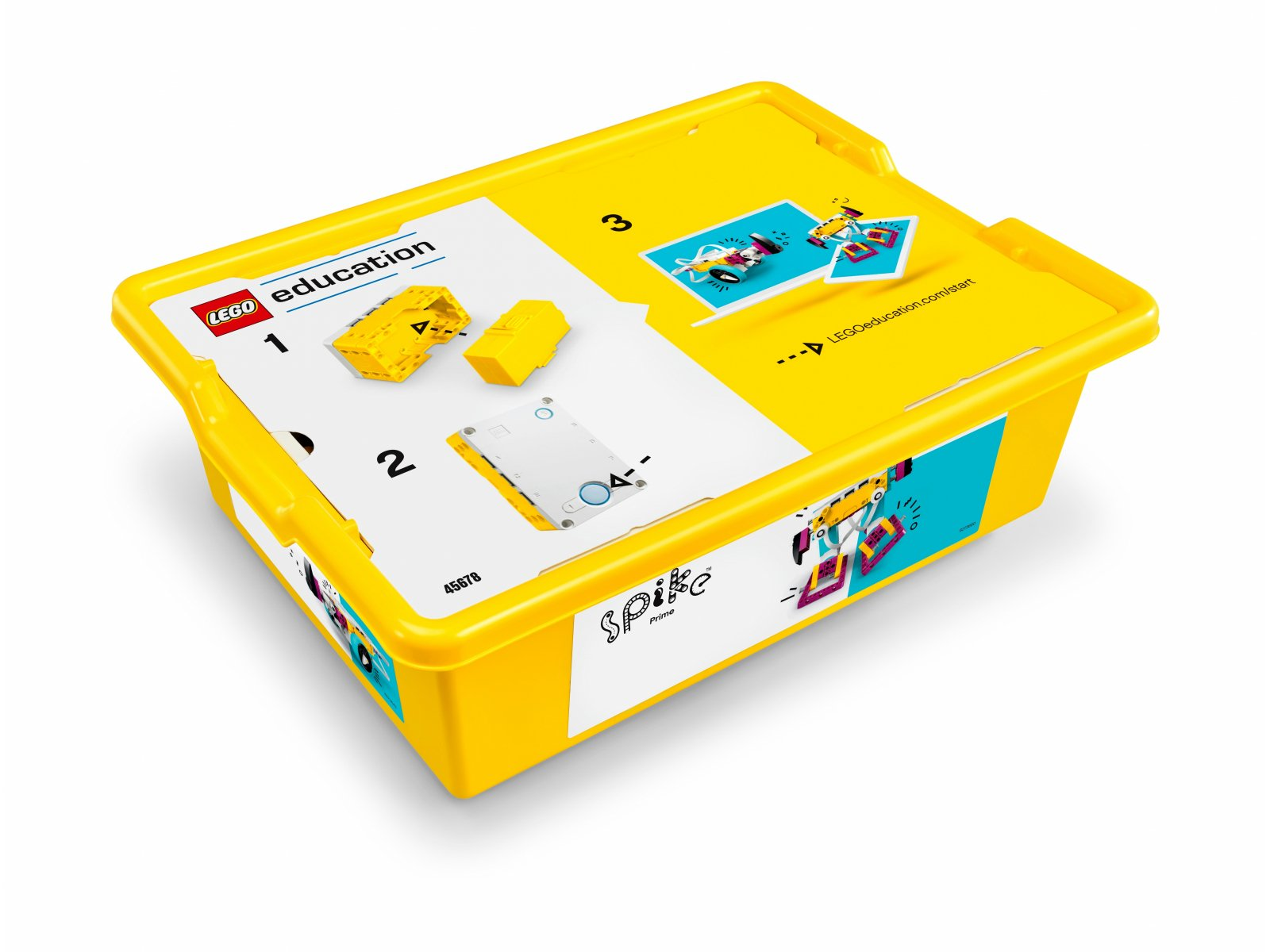 LEGO Education 45678 SPIKE™ Prime
