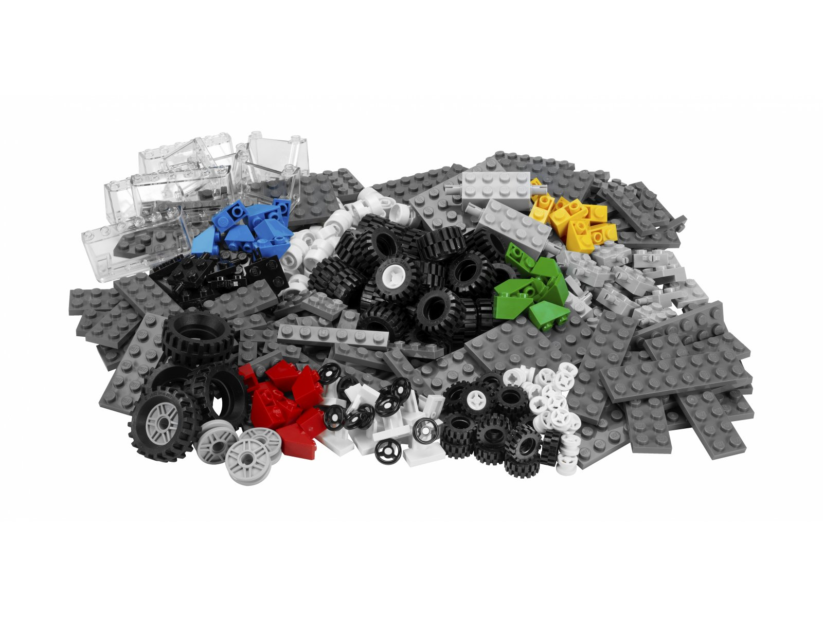 LEGO Education Wheels Set 9387