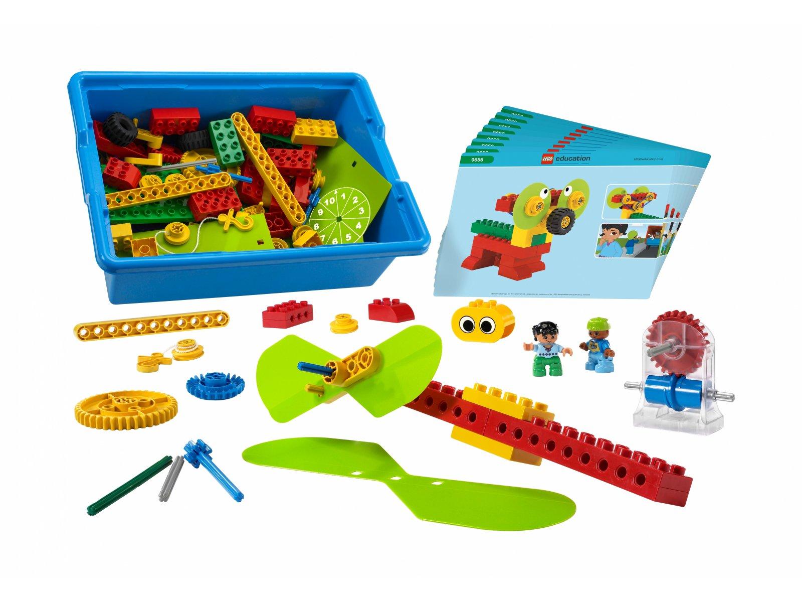 LEGO Education 9656 Zestaw prostych maszyn