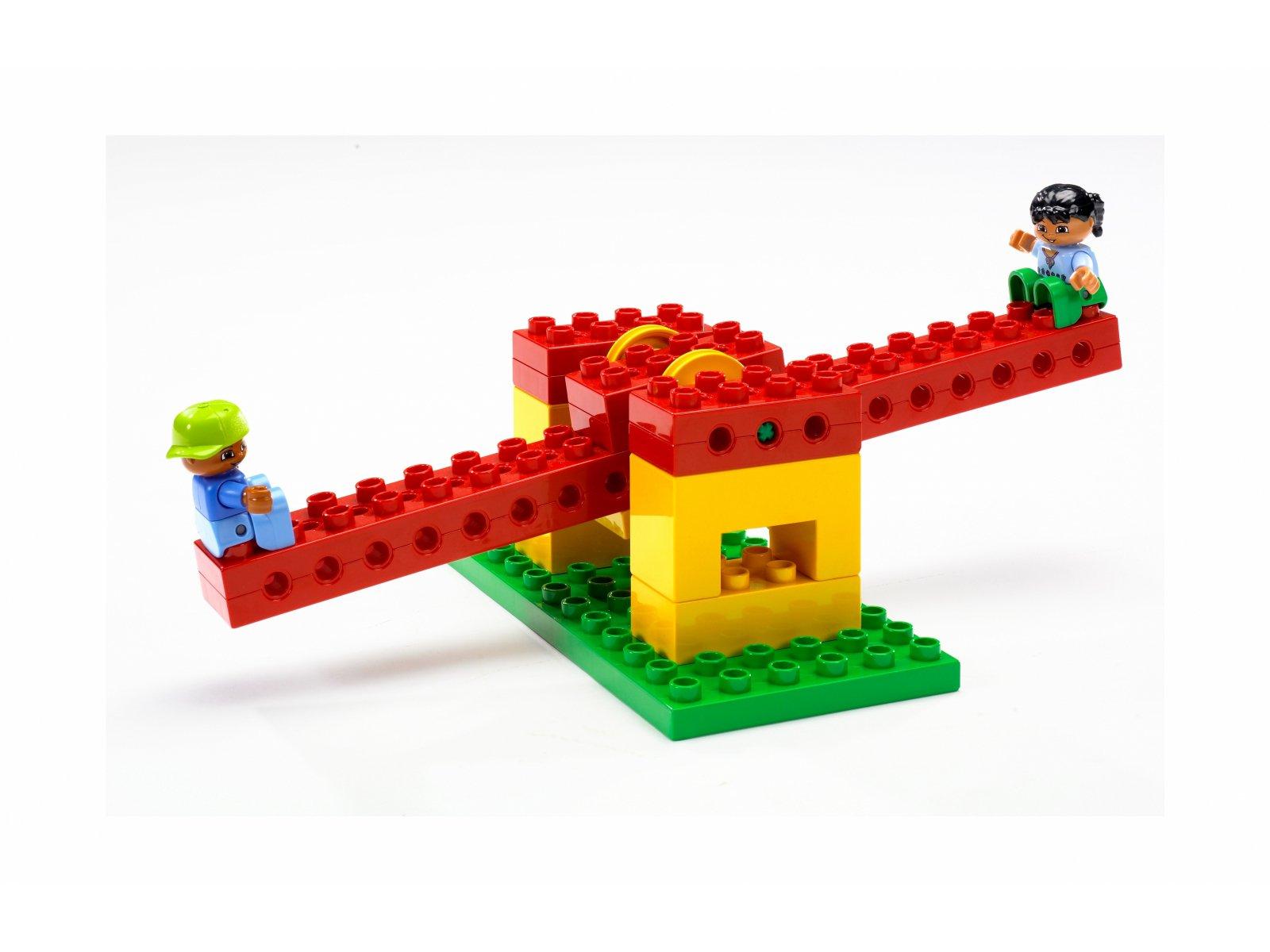 LEGO 9656 Zestaw prostych maszyn