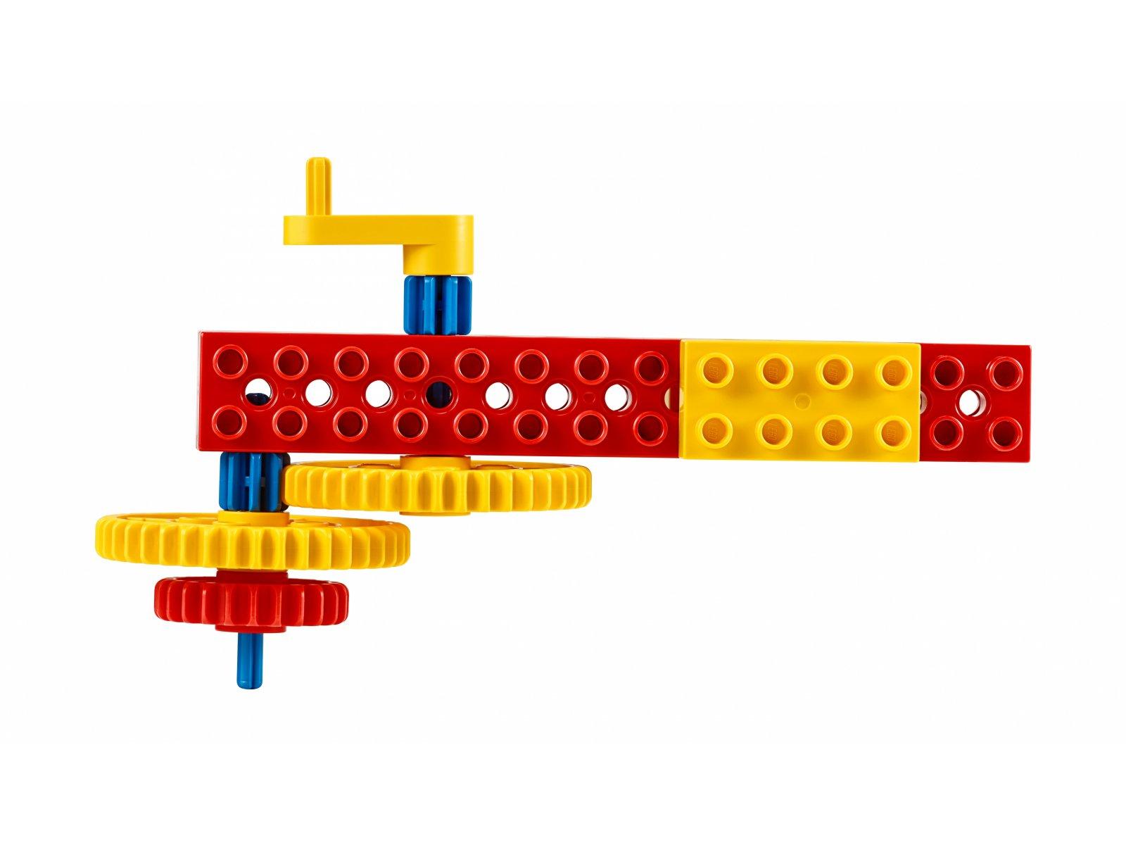 LEGO 9656 Education Zestaw prostych maszyn