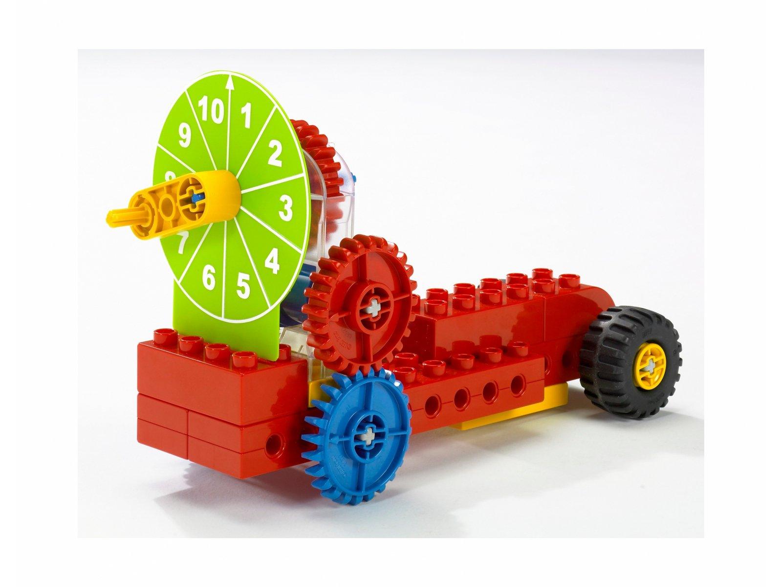 LEGO Education Zestaw prostych maszyn 9656